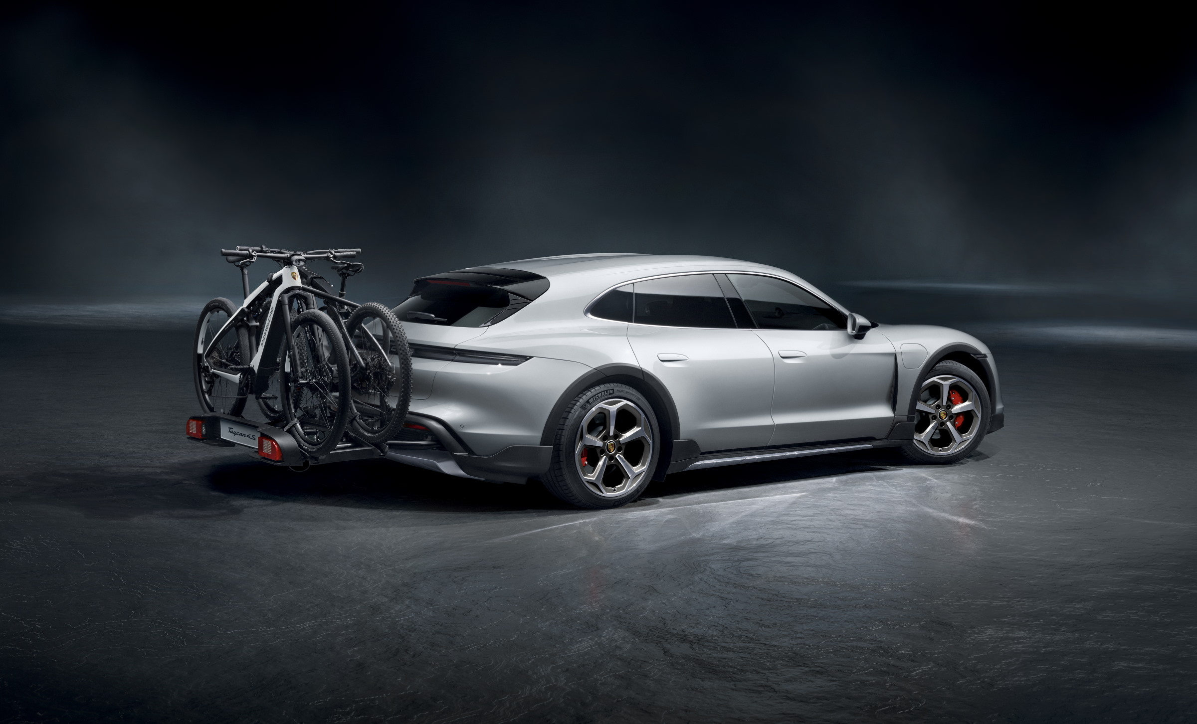 The Porsche Taycan 4S Cross Turismo Is Suited For Dominating Any Road You're On