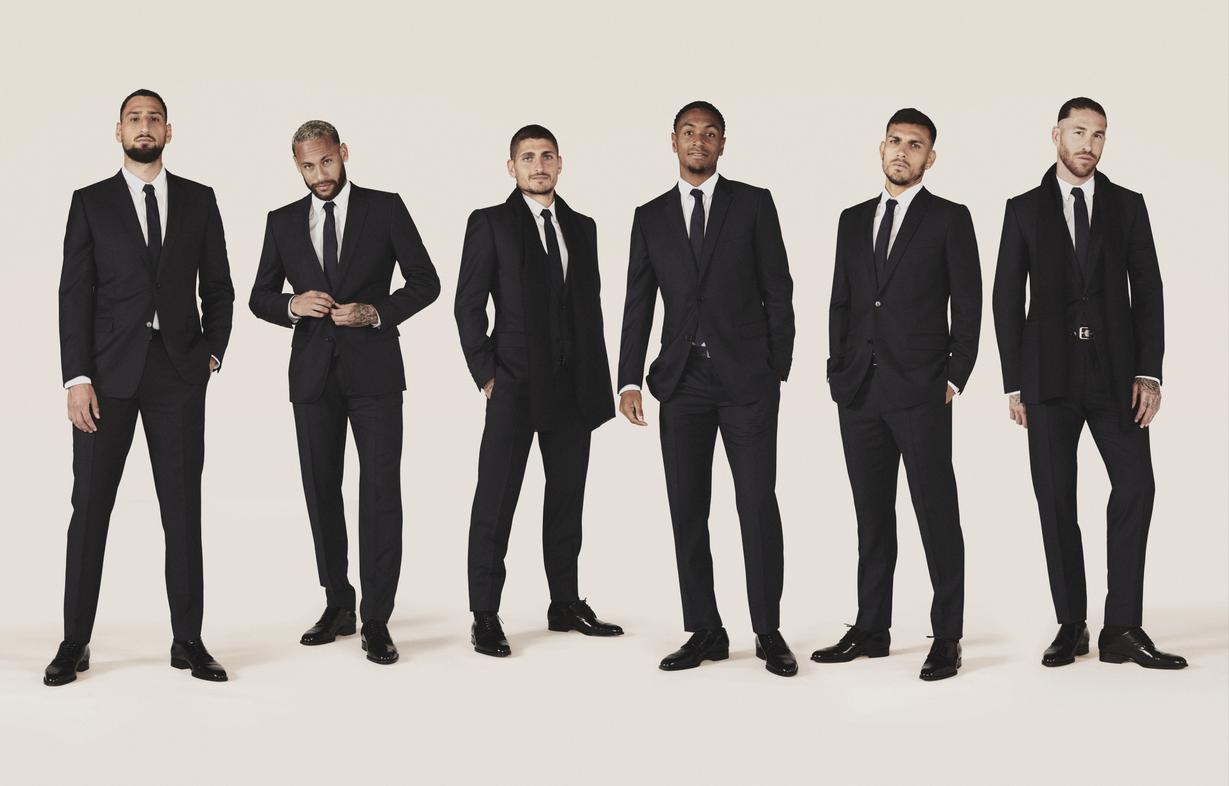 Paris Saint-Germain Scores On Style With House Of Dior