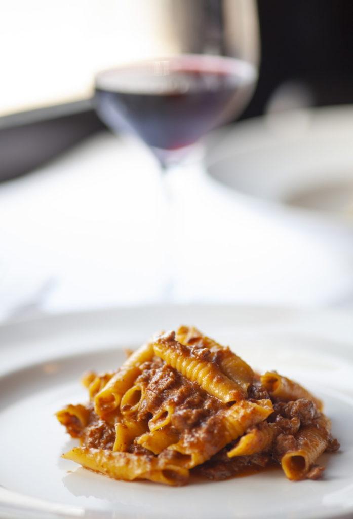 Osteria Mozza Garganelli