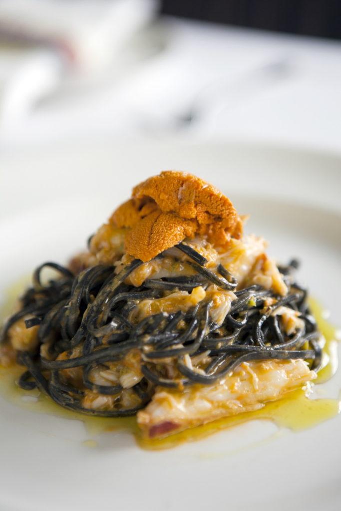 Osteria Mozza Squid Ink