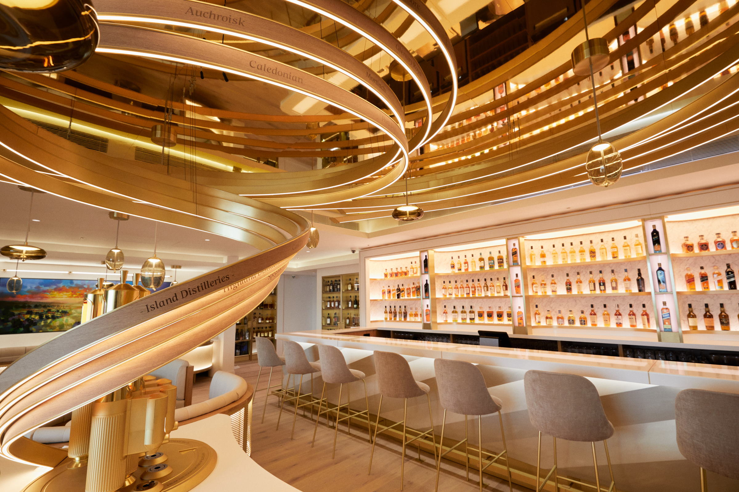Diageo Opens Johnnie Walker Princes Street, Its New Visitor Experience Centre