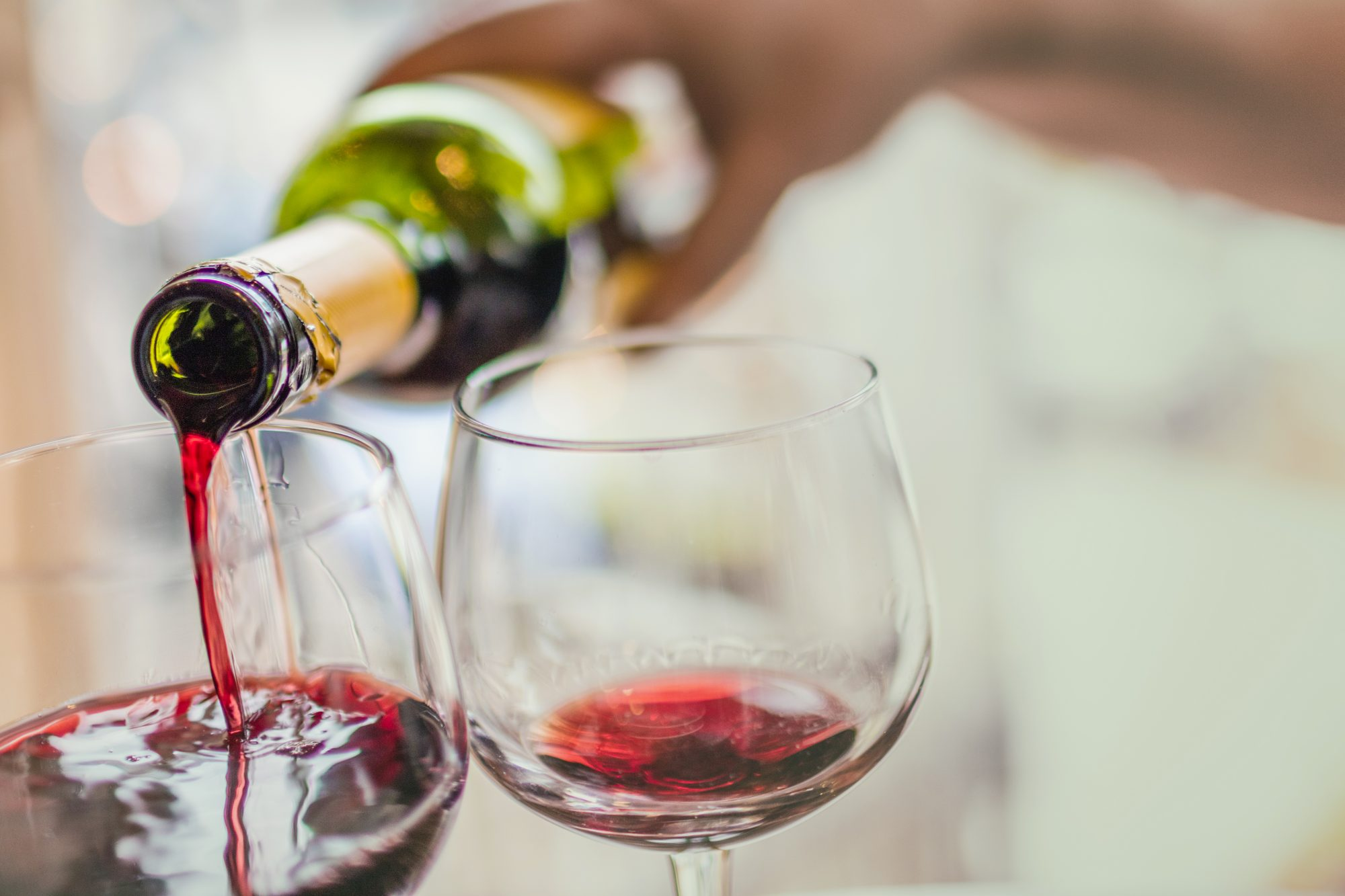 Drinking Red Wine And Eating Berries Three Times A Week Can Help Lower Your Blood Pressure