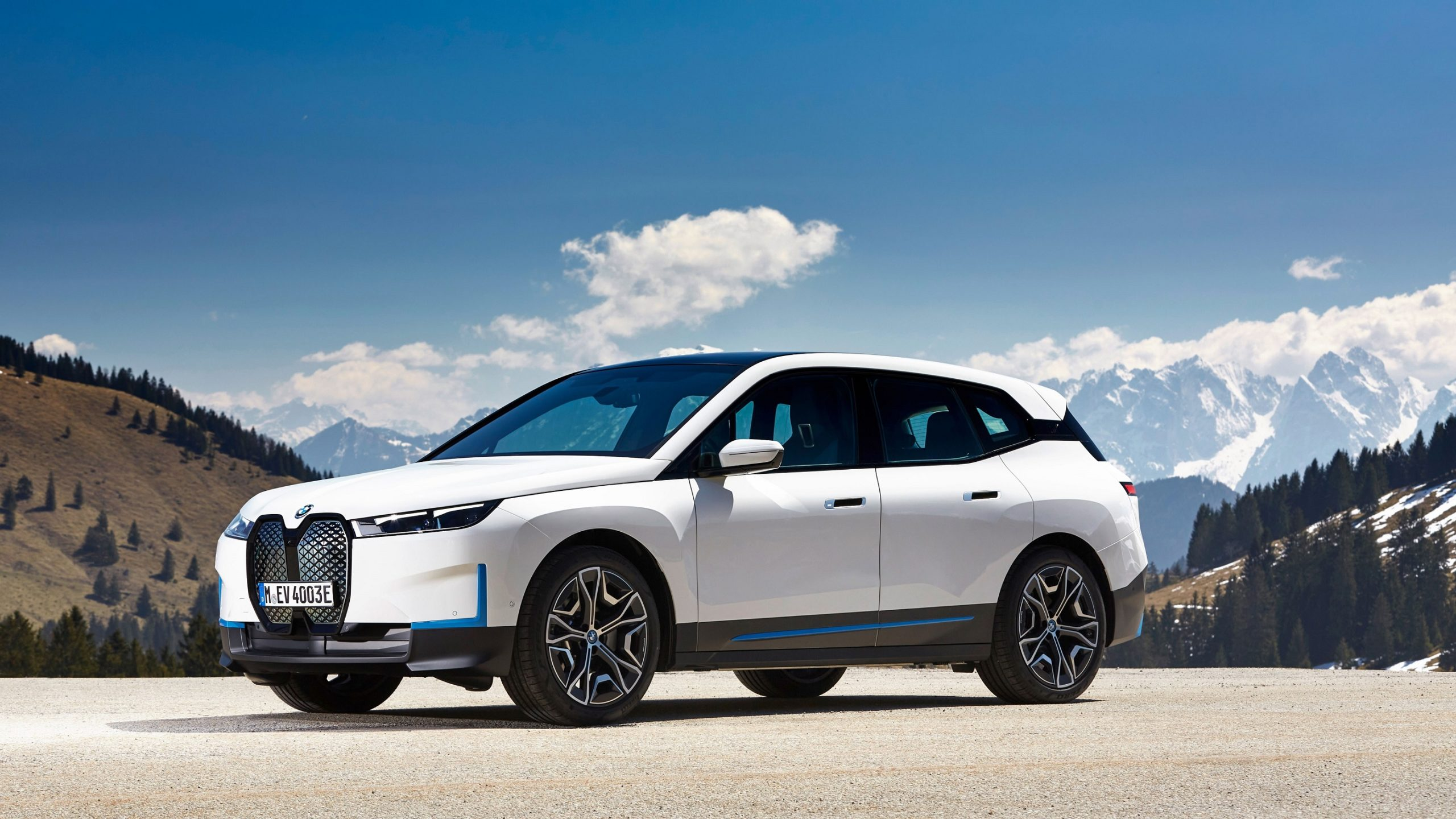 BMW i: German Carmaker Rolls-Out Its Fleet Of Electric Vehicles