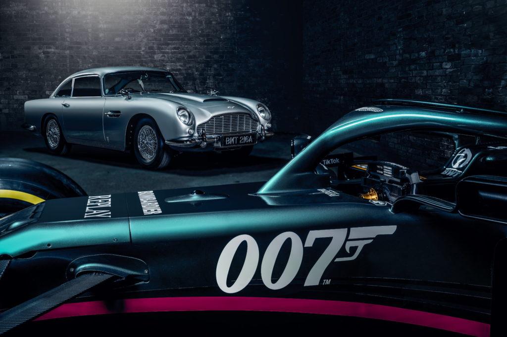 007 branding aston martin
