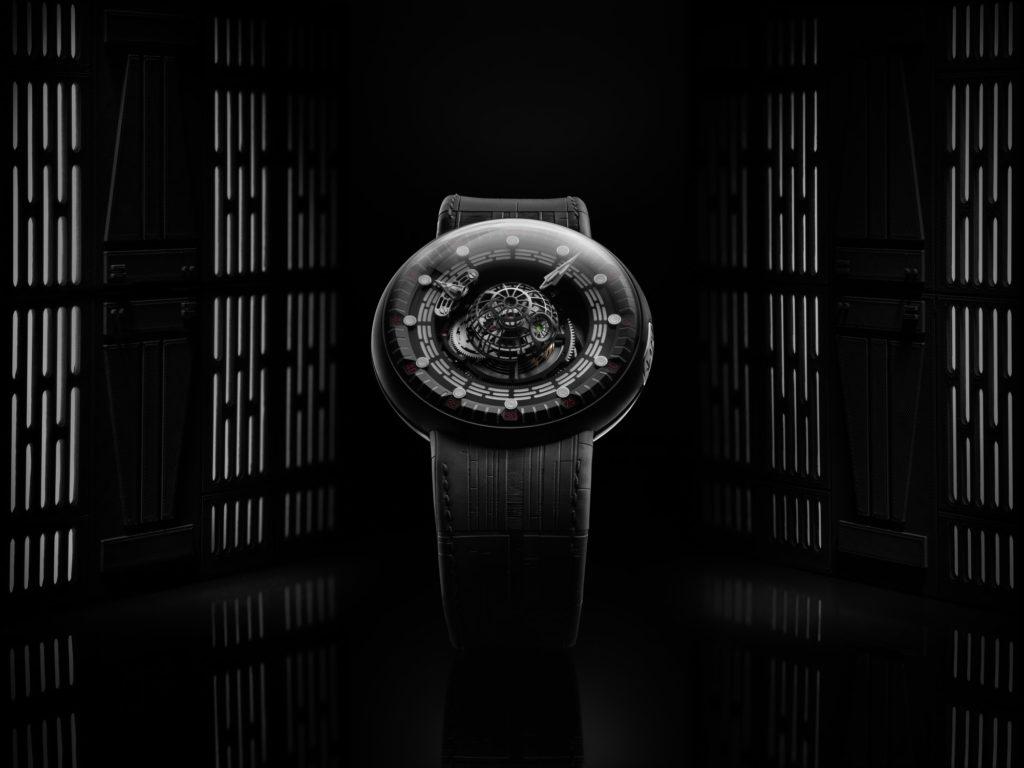 Kross Studio Death Star Watch