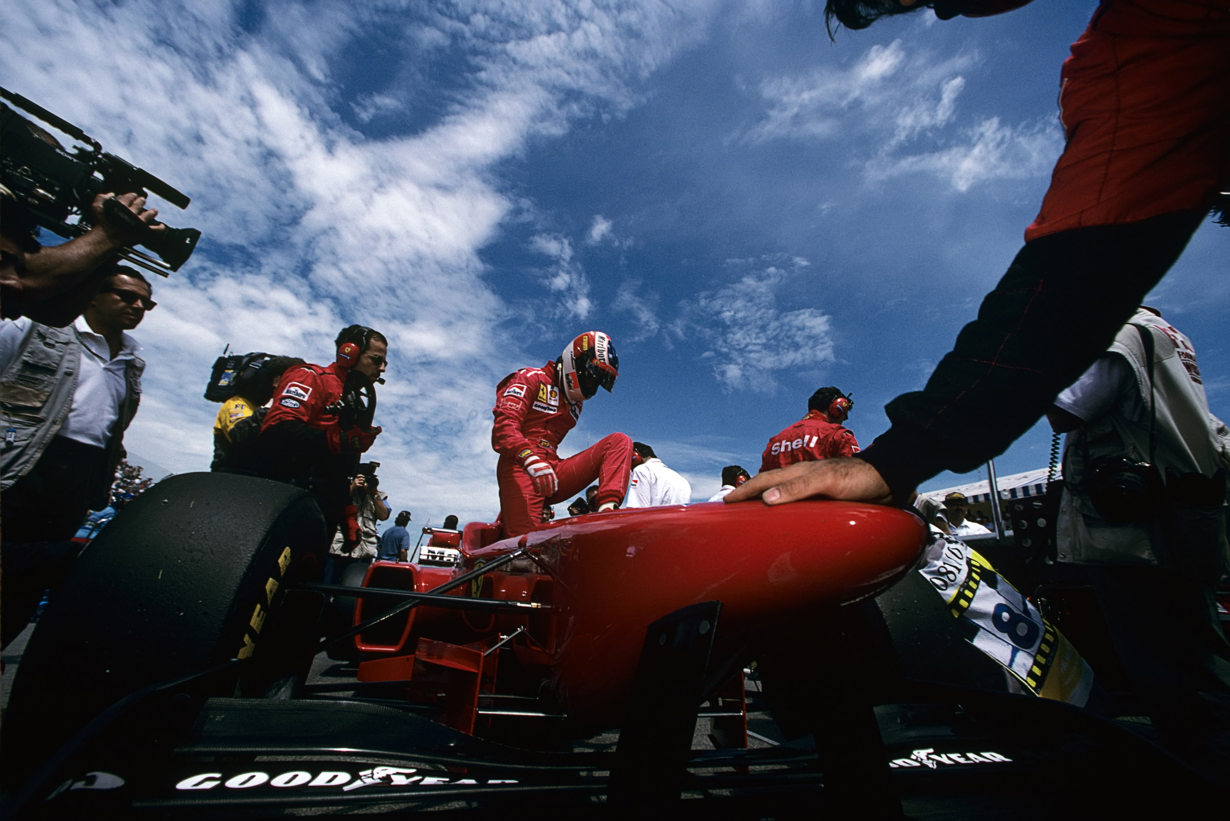 Motor Racing Fans Will Want To Tune Into Netflix's Schumacher Documentary