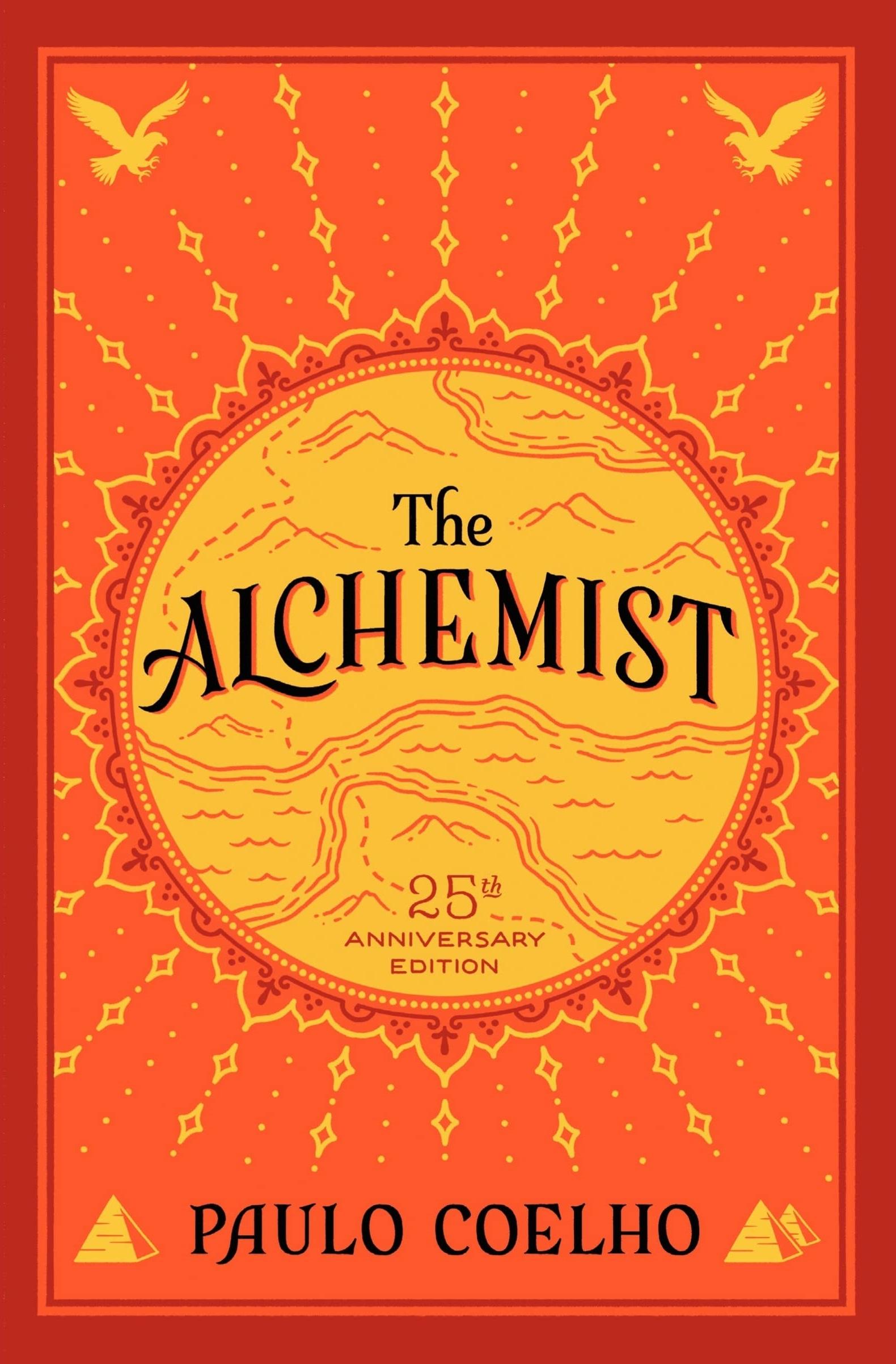 The Alchemist Best Self-Help Books