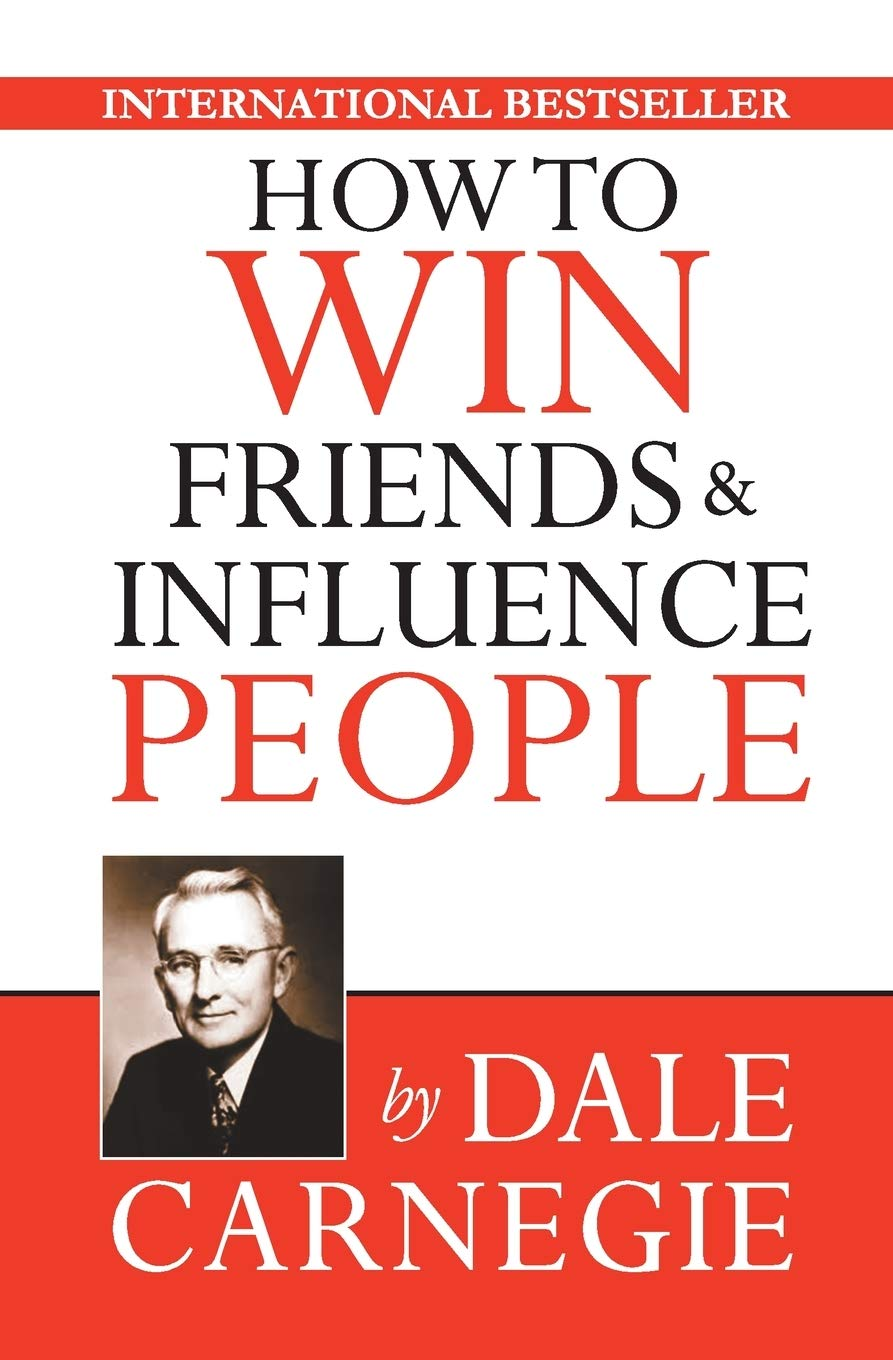 How to Win Friends and Influence People Best Self-Help Books