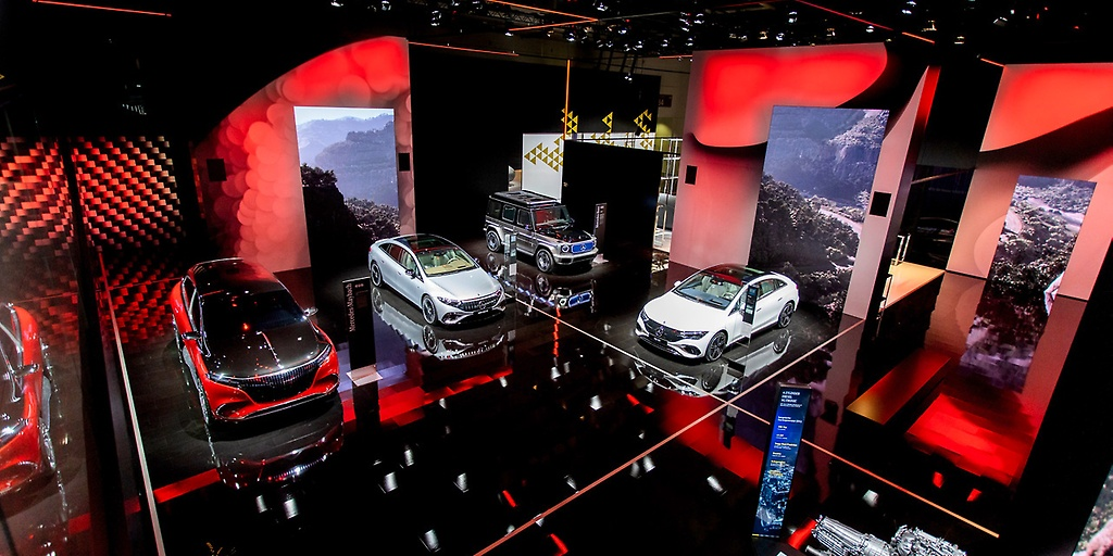 Mercedes-Benz EQ: A Sneak Peek At Merc's Fully Electric Models