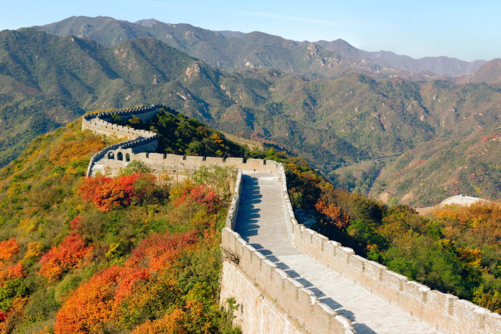 unbound collection great wall