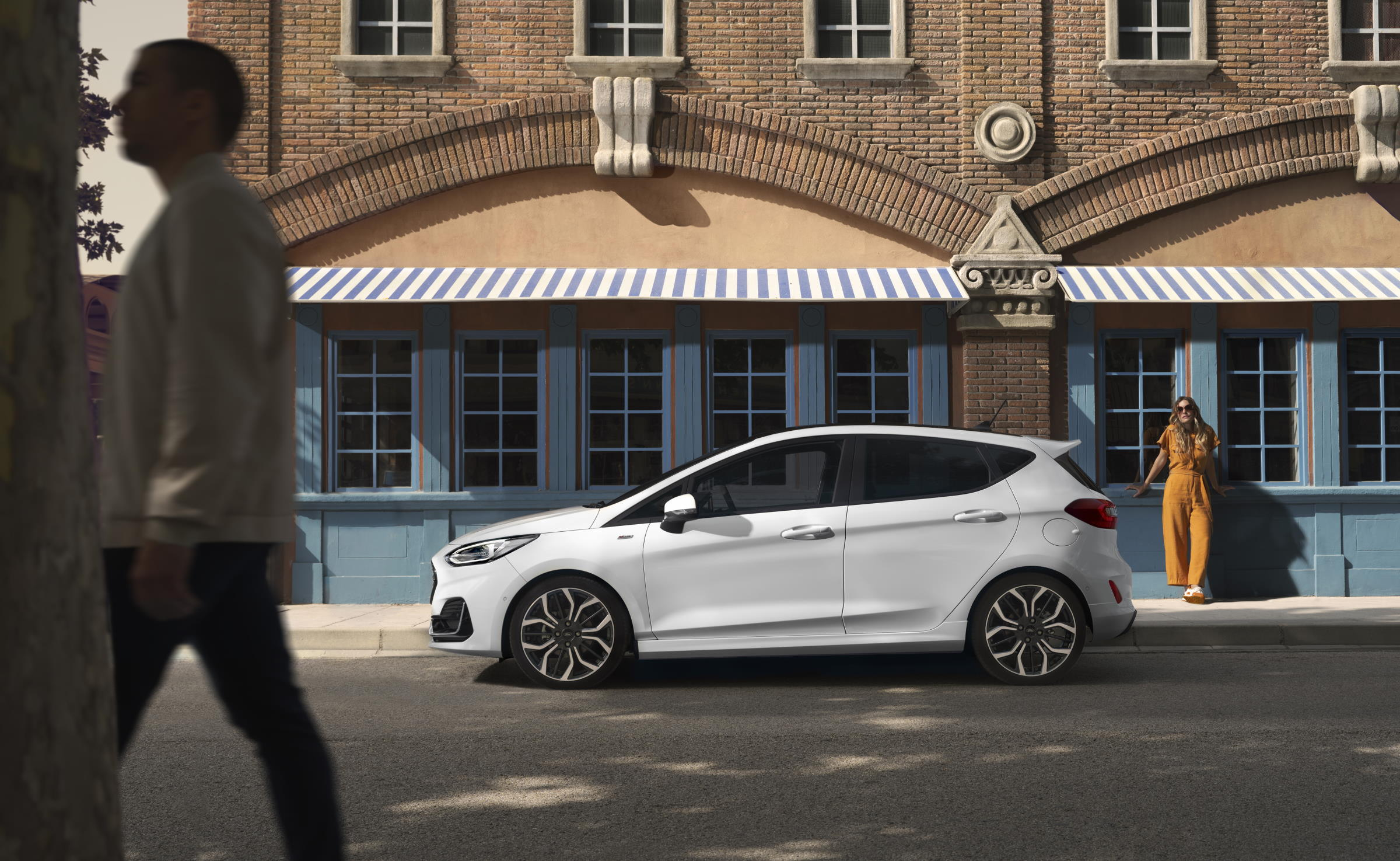Ford Readies The Fiesta For The Future