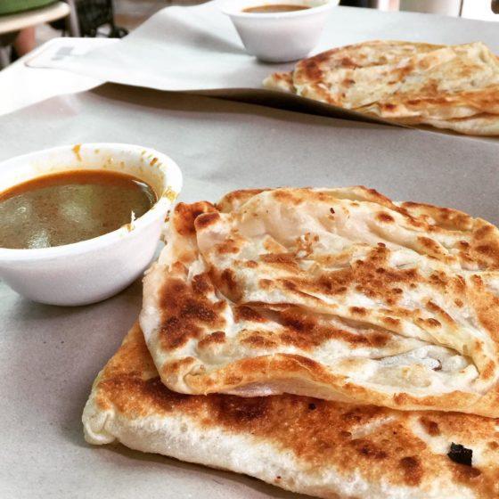 Rahmath Cheese Prata