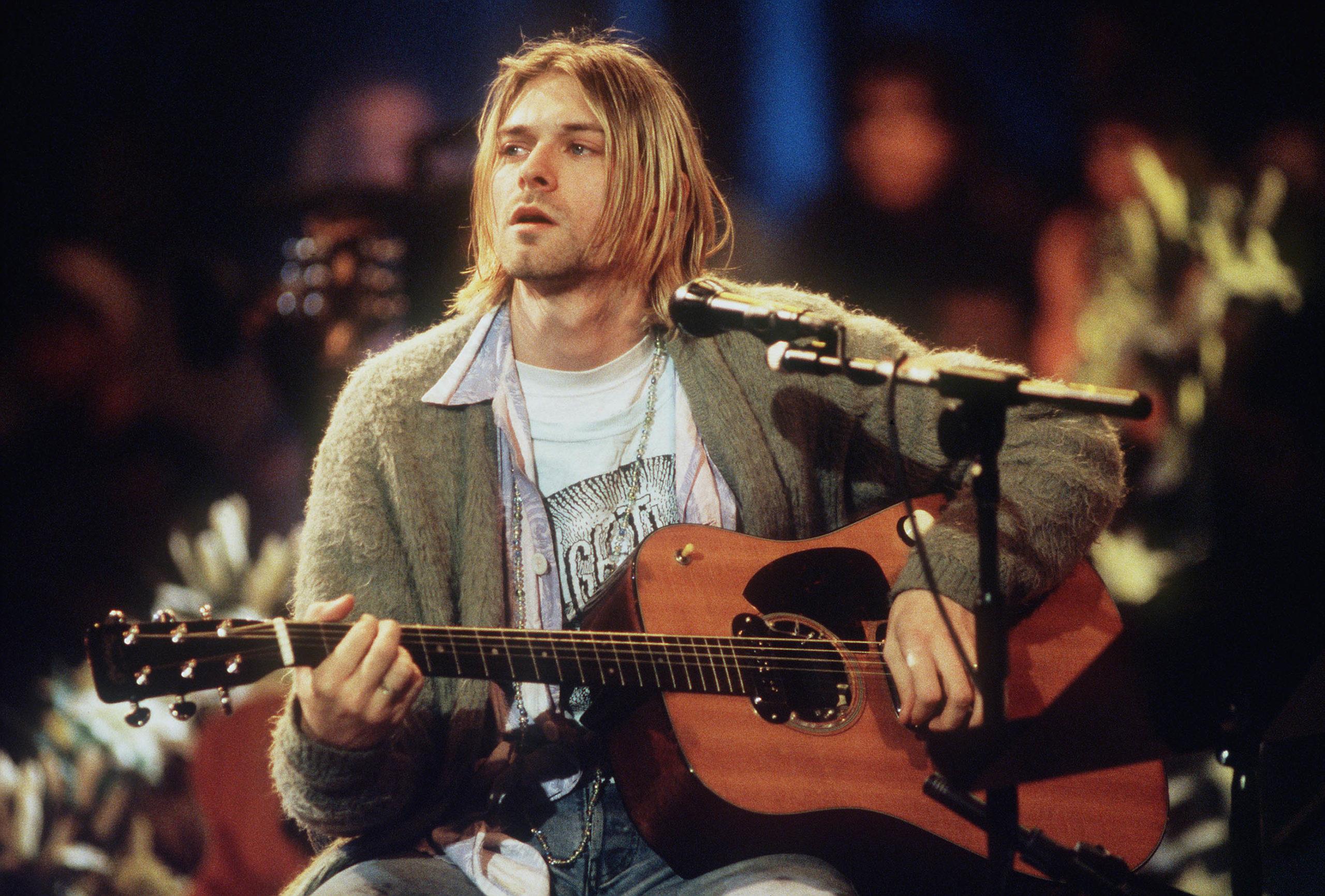 Celebrating 30 Years Of Nirvana's Nevermind