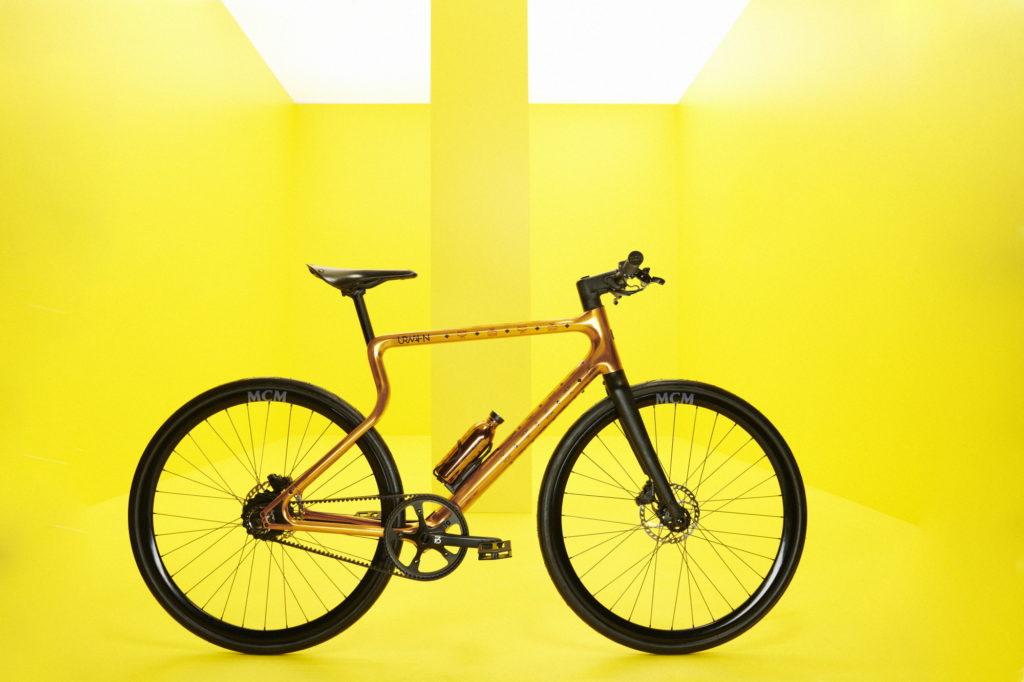 MCM x URWAHN E-Bike design