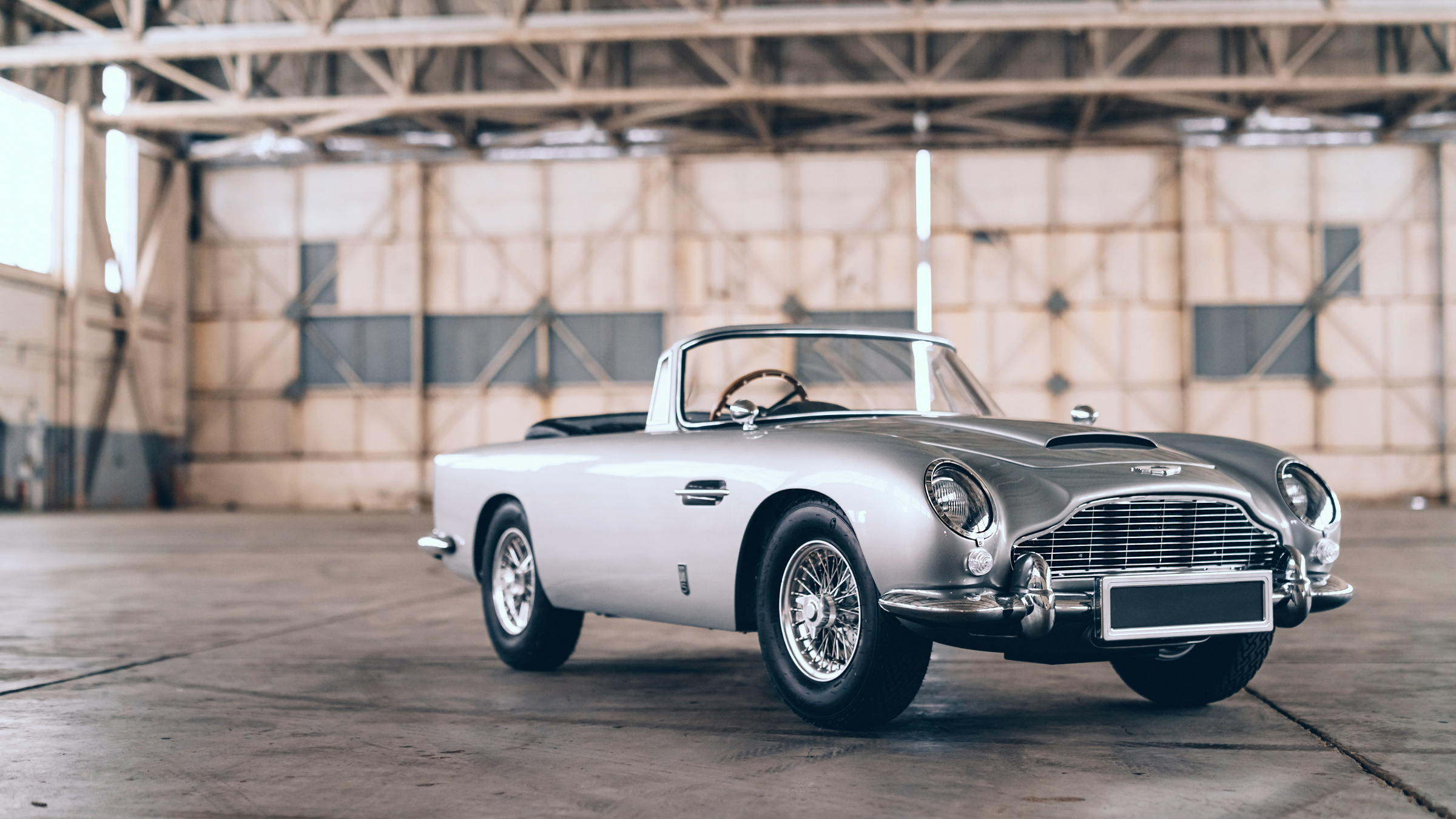 Aston Martin DB5 Junior No Time To Die Edition Is The Ultimate Car For Kids