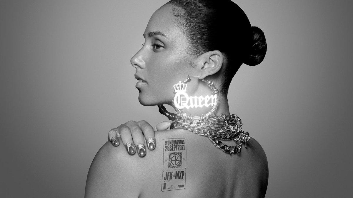 Alicia Keys Hosts MONDOGENIUS Happening On 25 September