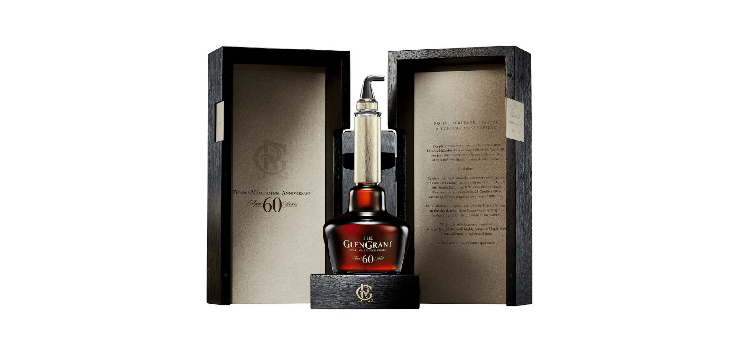 The Glen Grant Tributes Its Acclaimed Master Distiller With A Rare Limited Edition Whisky