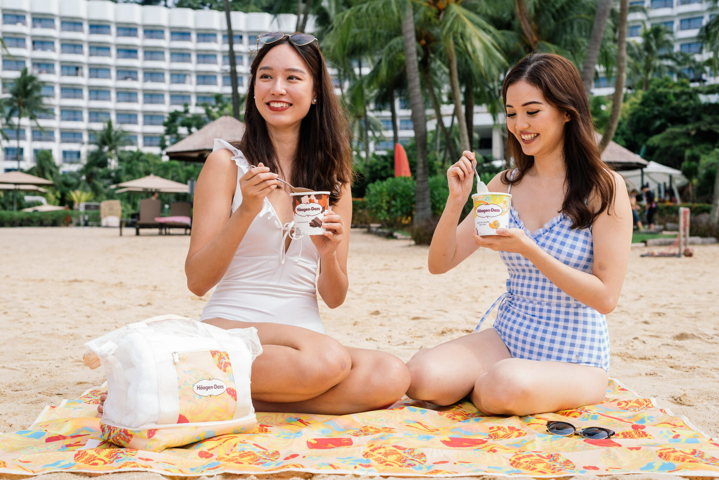 Sweet Escape: Shangri-La And Häagen-Dazs Launch An Ice-Cream-Themed Staycation