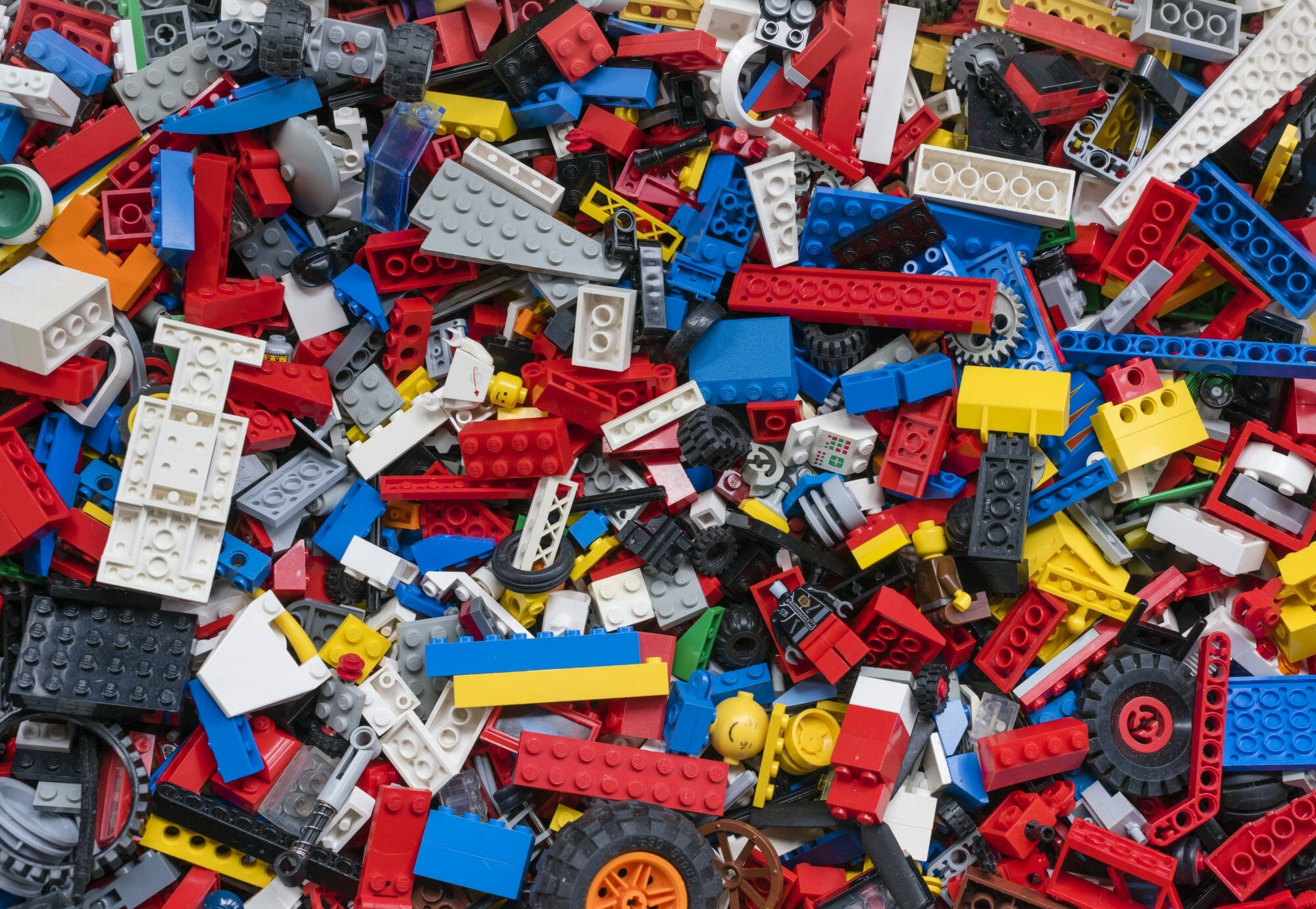 Recycled LEGOS Will Be Used To Construct Wheelchair Ramps At The 2022 European Championships In Munich