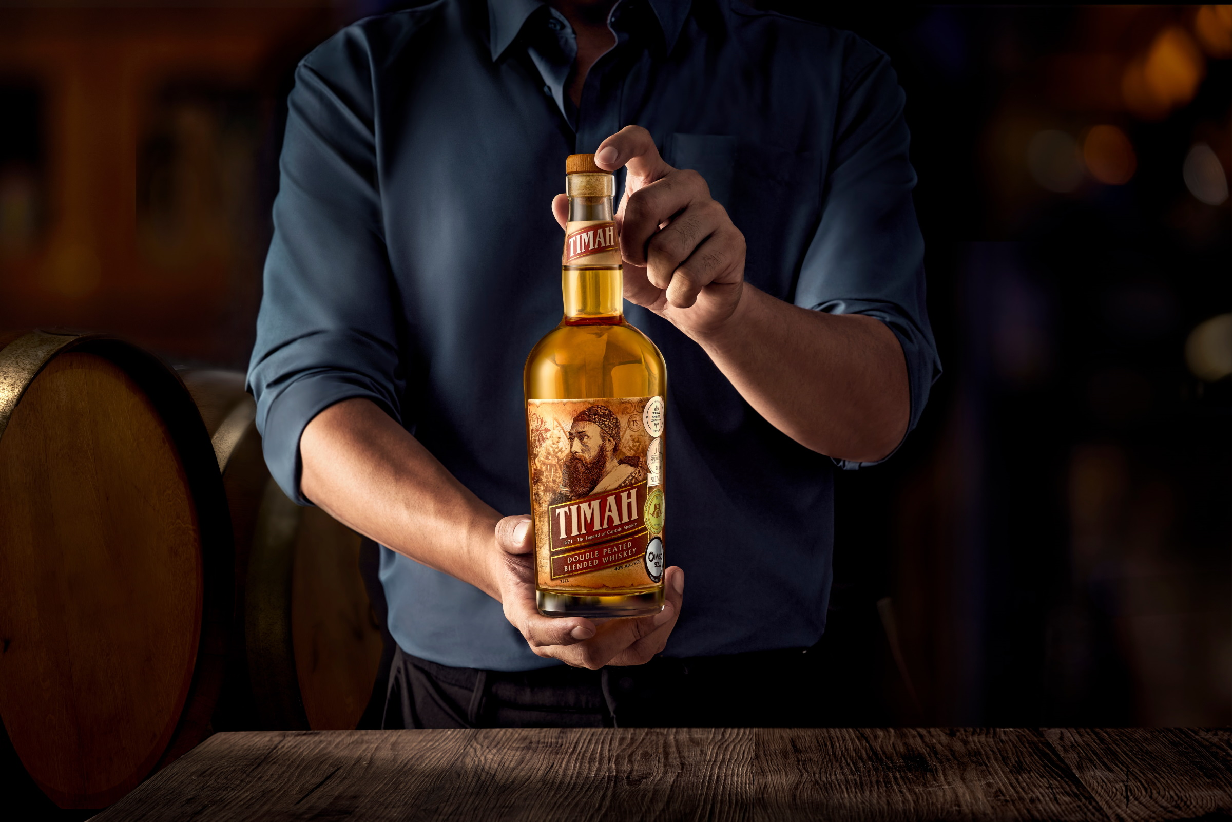 Malaysia Has An Award-Winning Whiskey And Its Called Timah