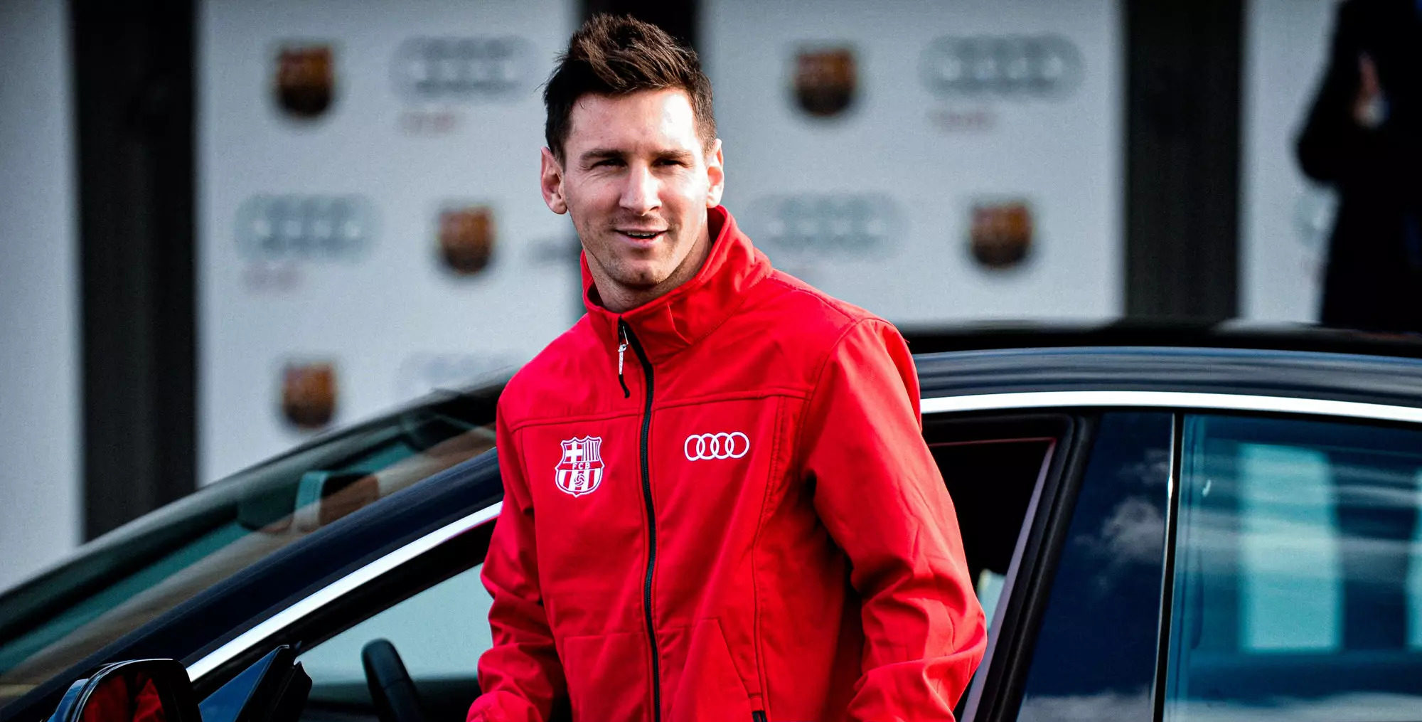 5 Ultra-Luxe Cars Lionel Messi Drove When He Played For FC Barcelona