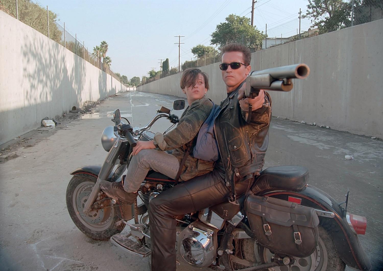 Motorcycles in Films