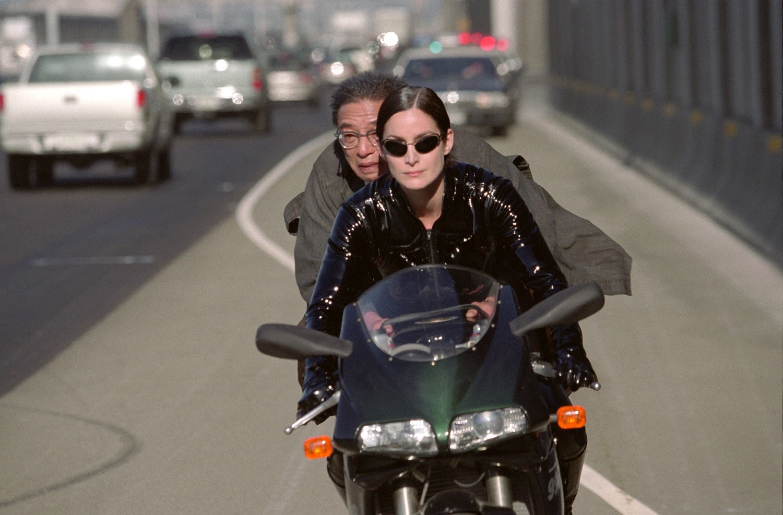 2001 Ducati 996 in The Matrix Reloaded