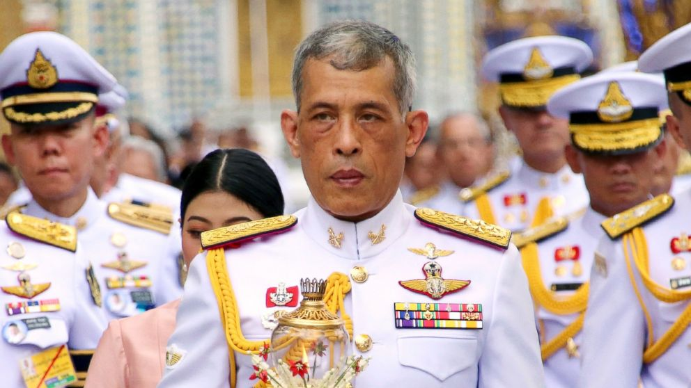 thai royalties
