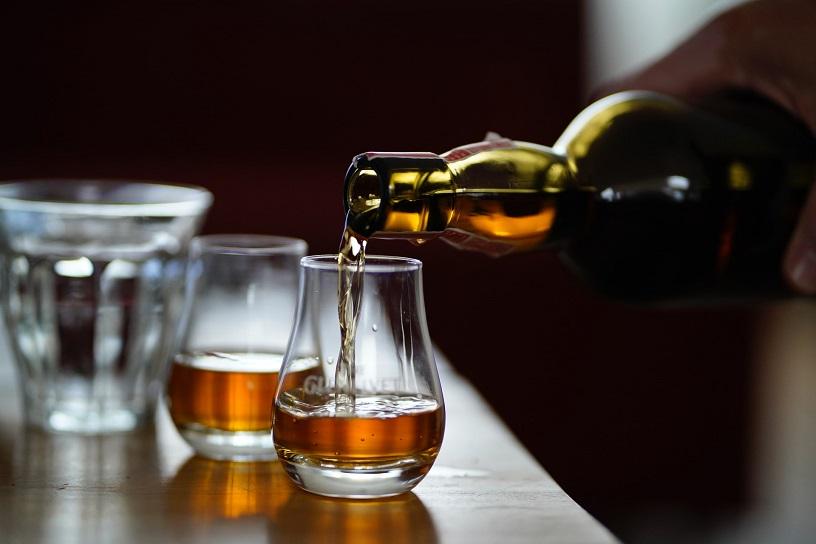 Whiskey Evaporation