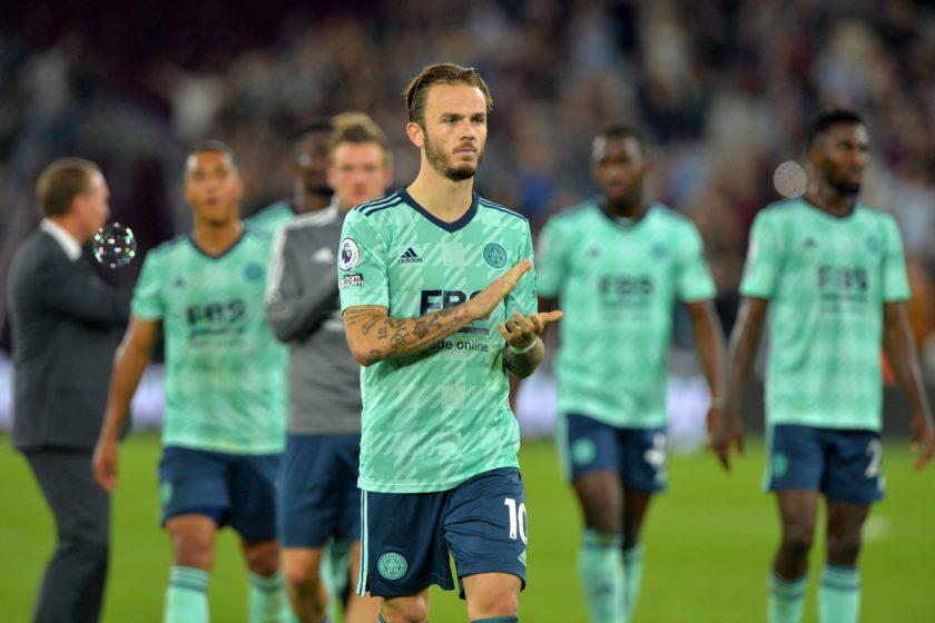 Leicester City vs Man City — 11 September
