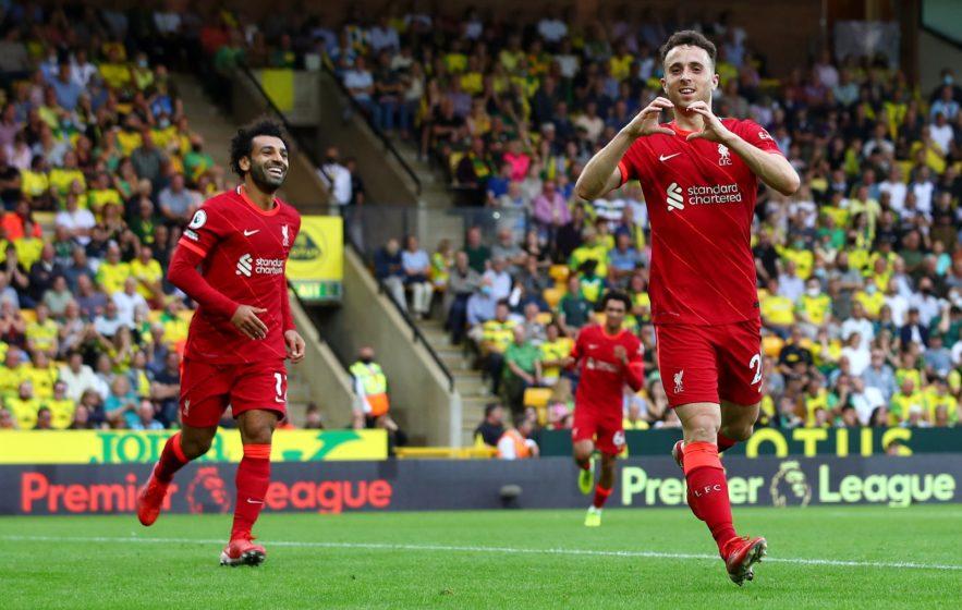 Leeds United vs Liverpool — 12 September
