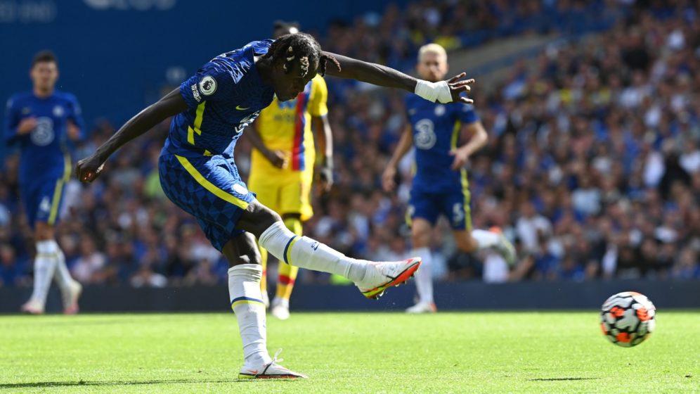 Chelsea vs Manchester City — 25 September