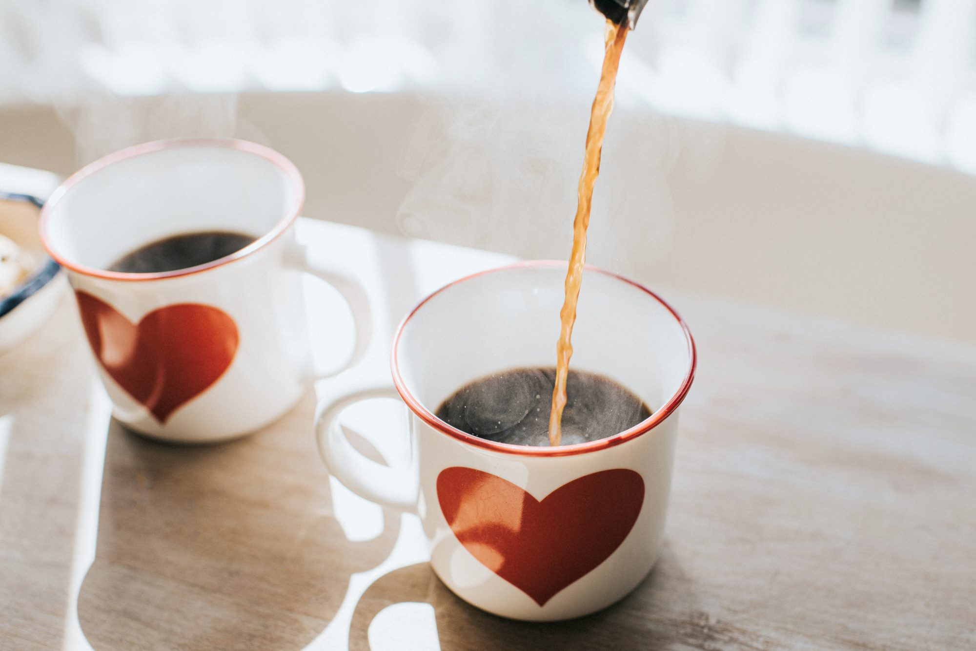 Drinking Three Cups Of Coffee Each Day Could Boost Your Heart Health
