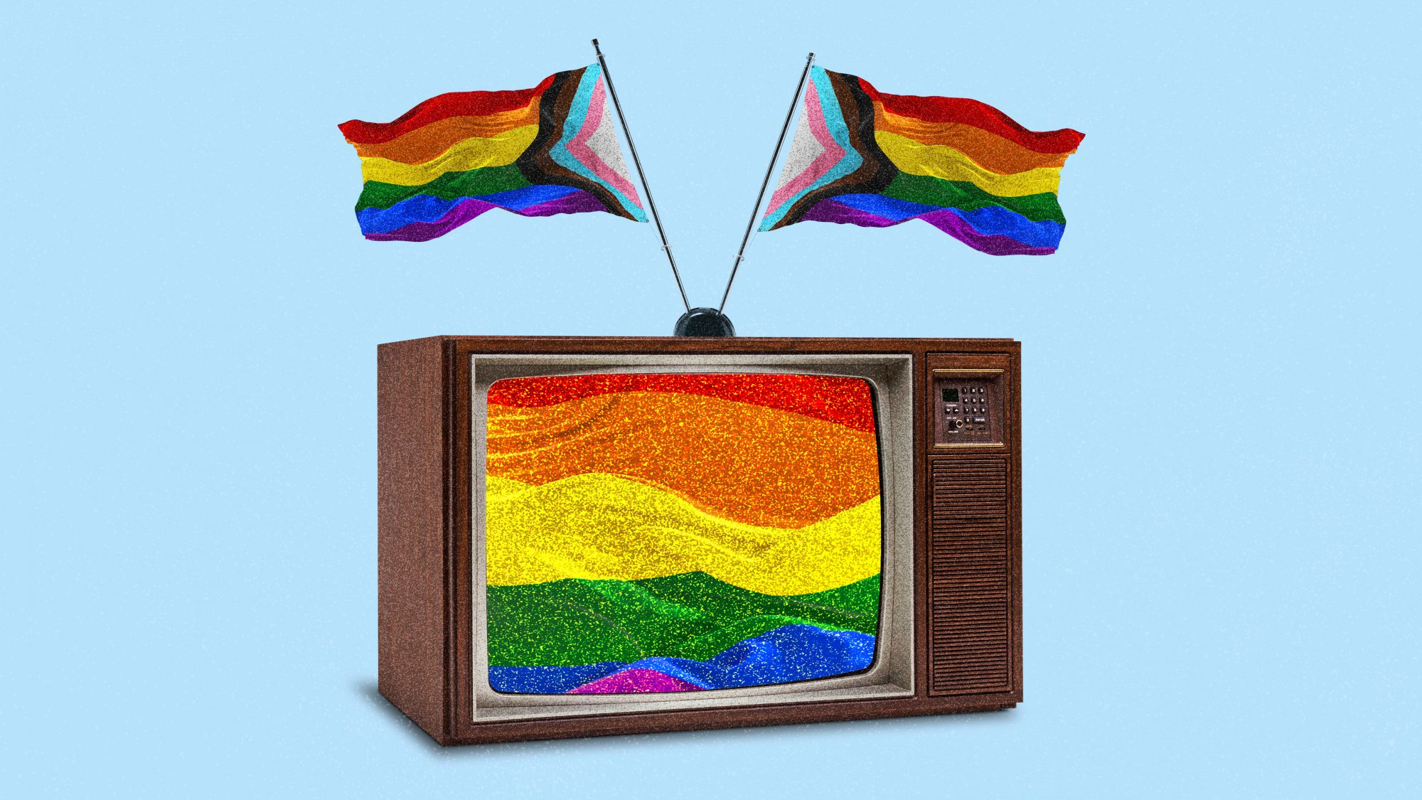 What Is Queerbaiting? Here's What The Manipulative Marketing Tactic Looks Like — And Why It's Harmful