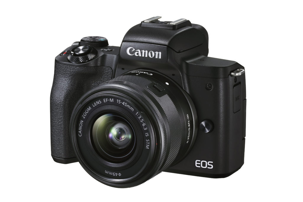Canon EOS M50 Mark II (Black)