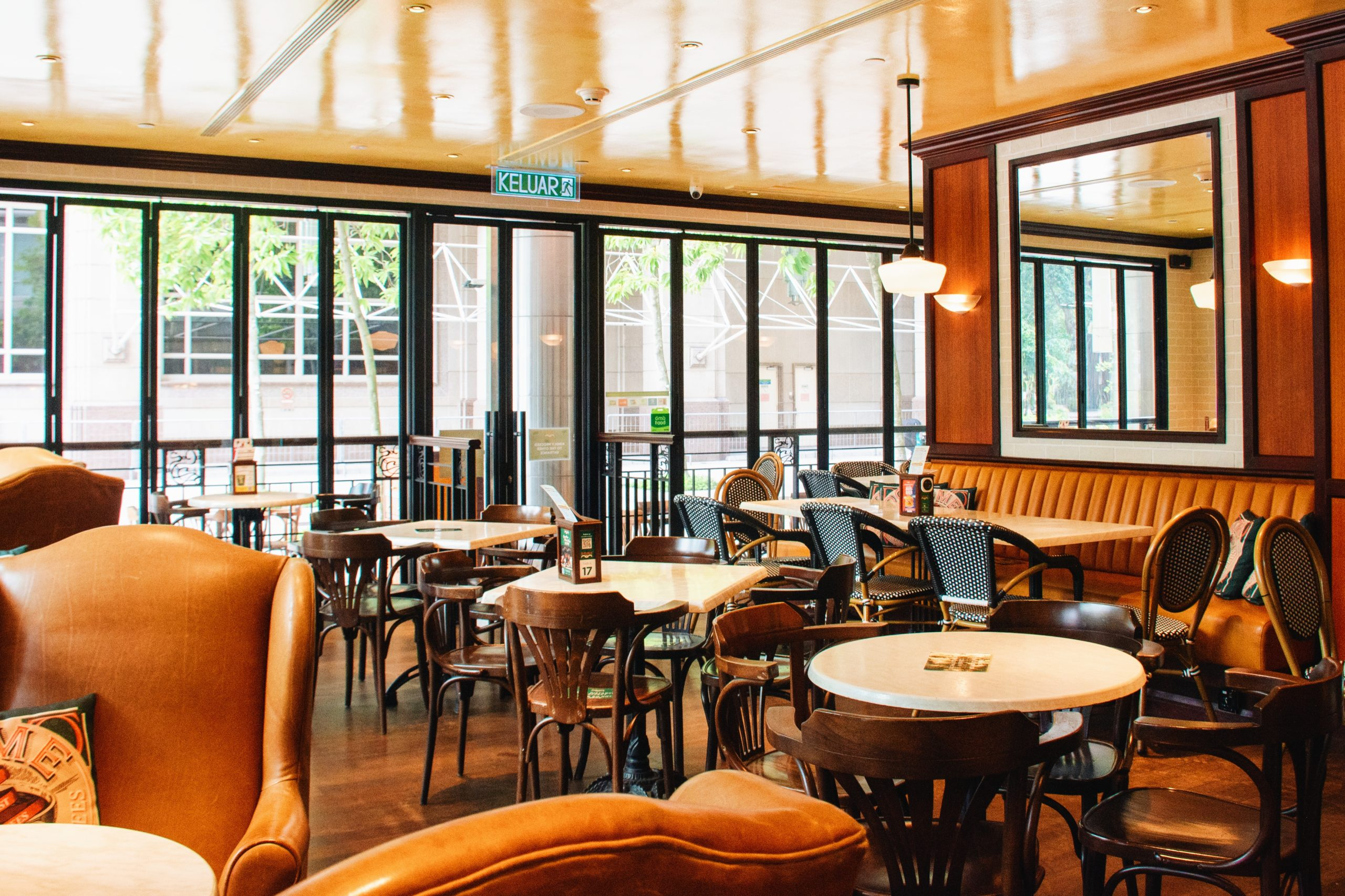 DÔME Café KLCC On-The-Park