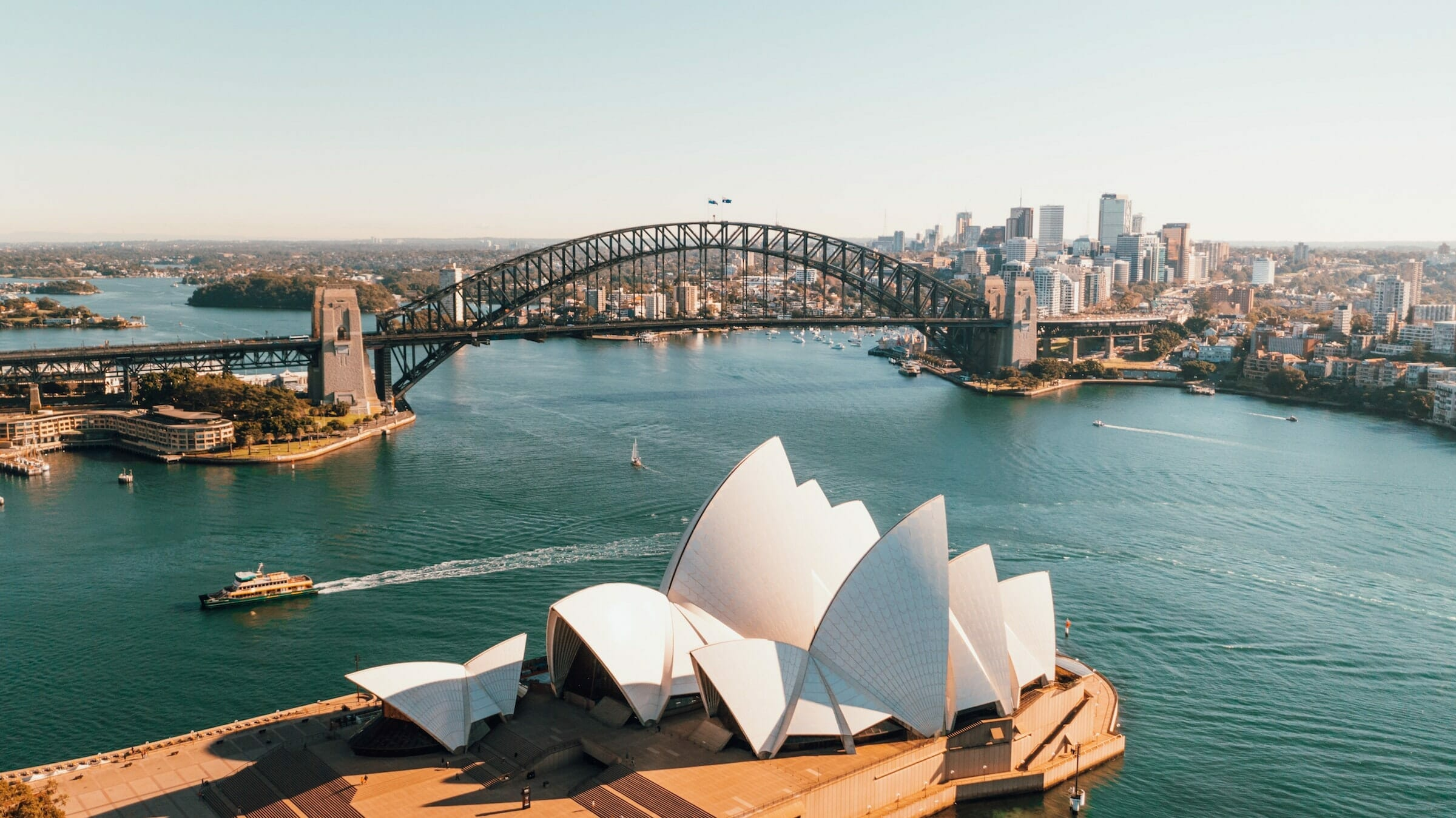 Australia May Reopen Its International Borders By Year End