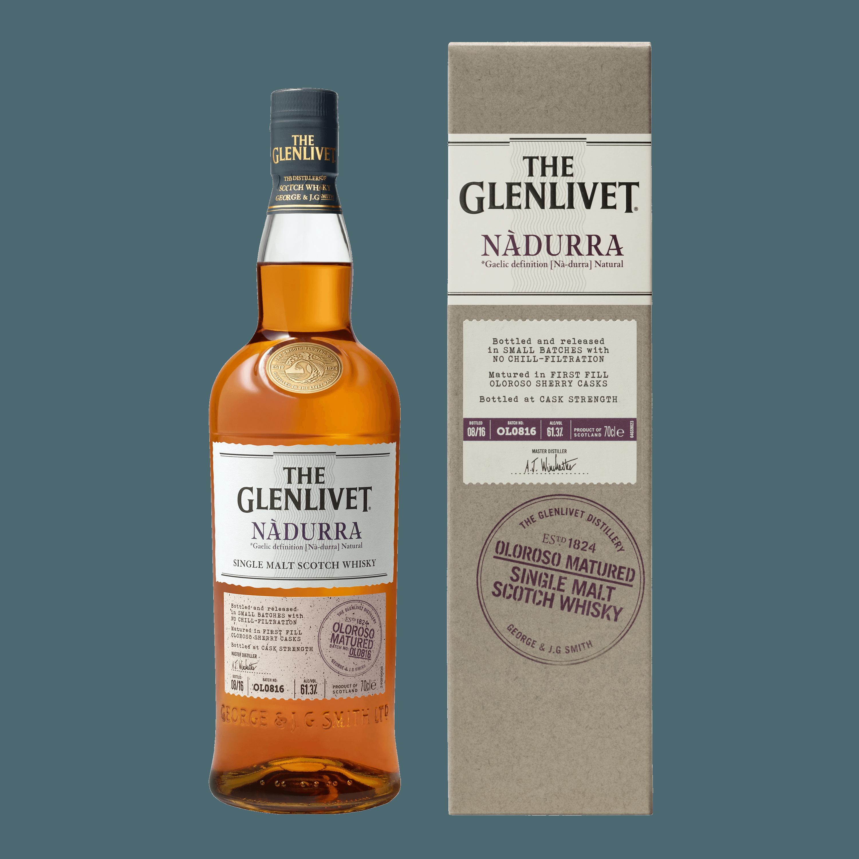 The Glenlivet Nàdurraduty-free whisky
