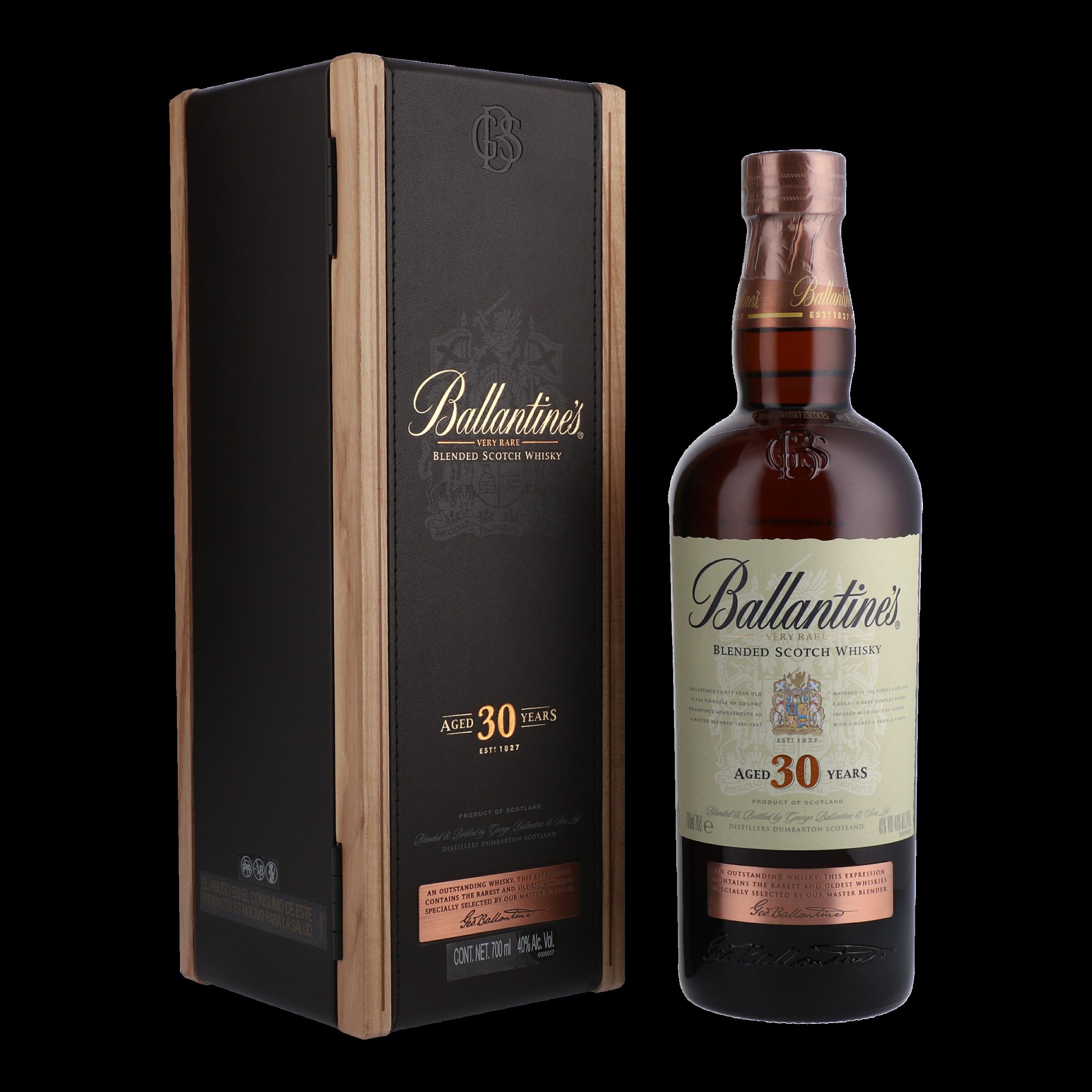 Ballantine's 30 Years Oldduty-free whisky