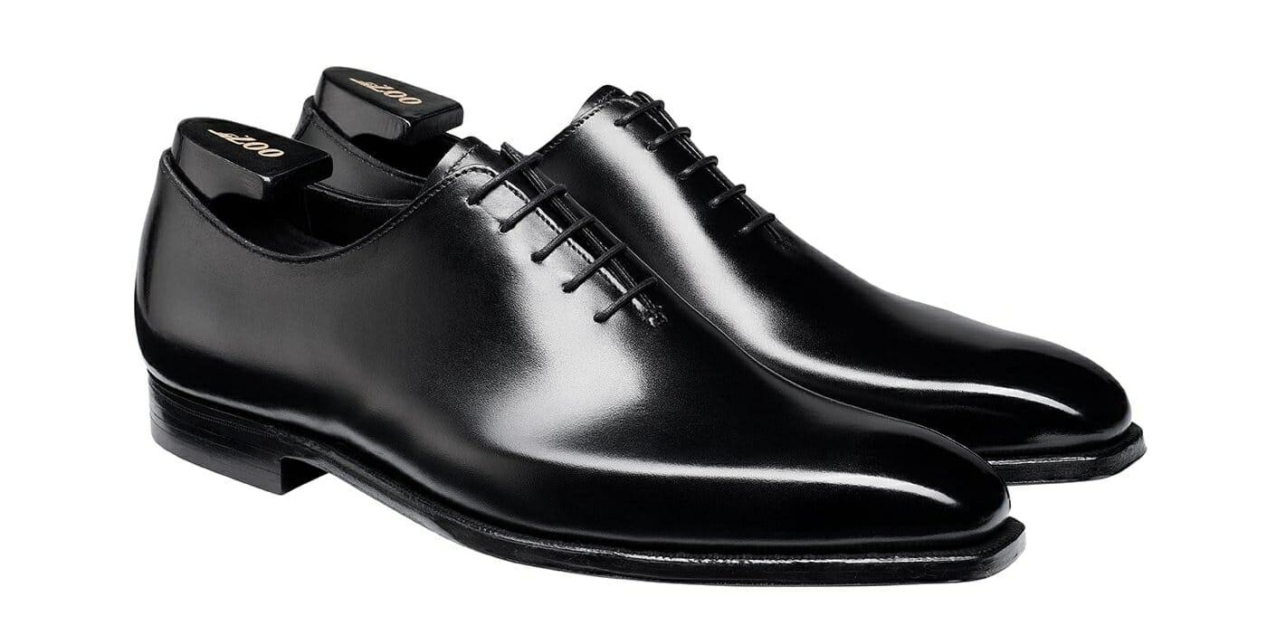 'James' oxford shoes (Price: S$1,576) (Photo credit: Crockett and Jones)