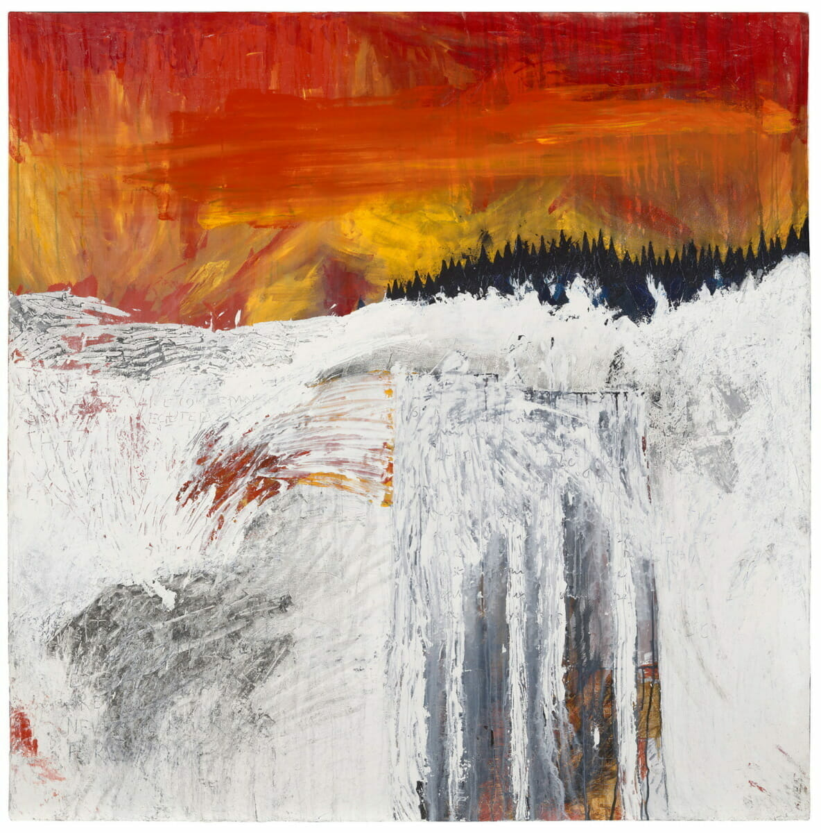 Artwork Created For A Radiohead Album Cover Is Getting Auctioned At Christie's