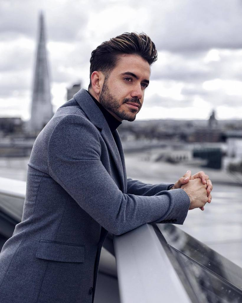 Men's Fashion YouTubers - Alex Costa
