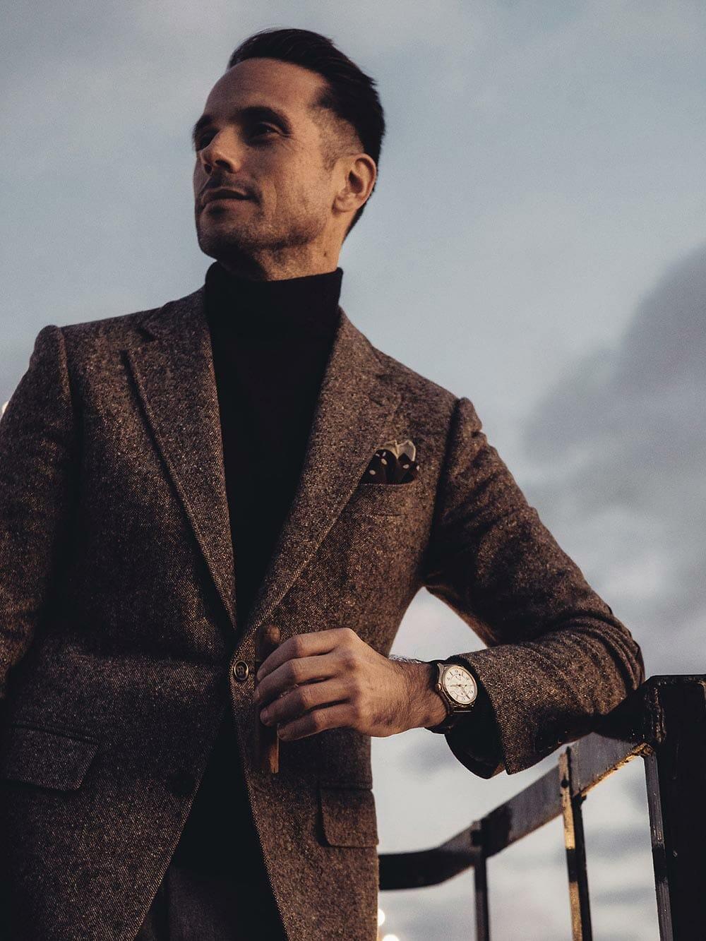 Men's Fashion YouTubers - He Spoke Style