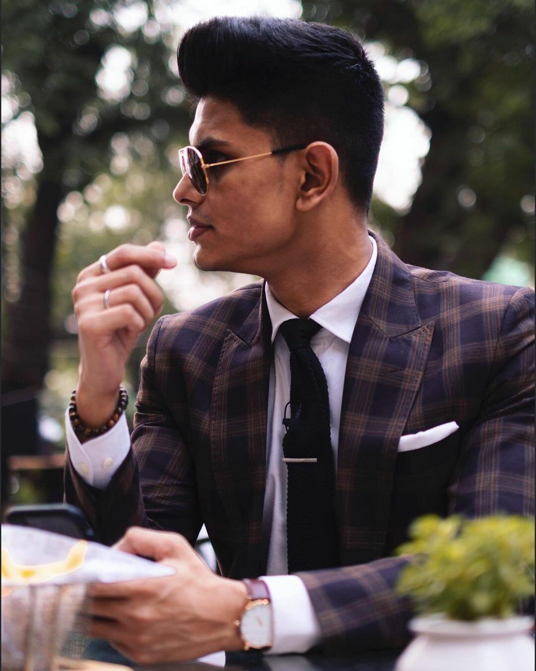 Men's Fashion YouTubers - Mayank Bhattacharya