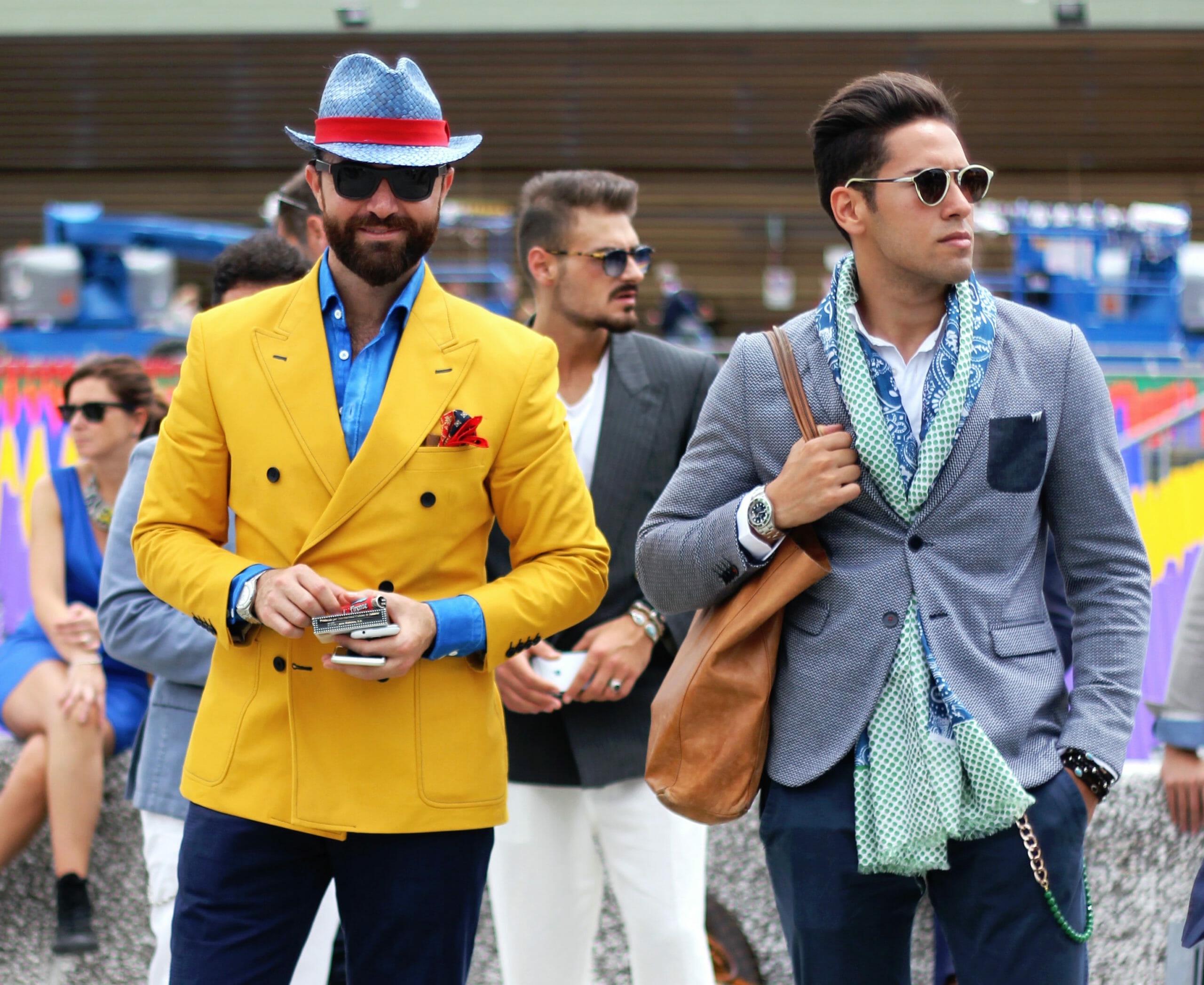 9 YouTubers To Follow For Men's Fashion Inspo