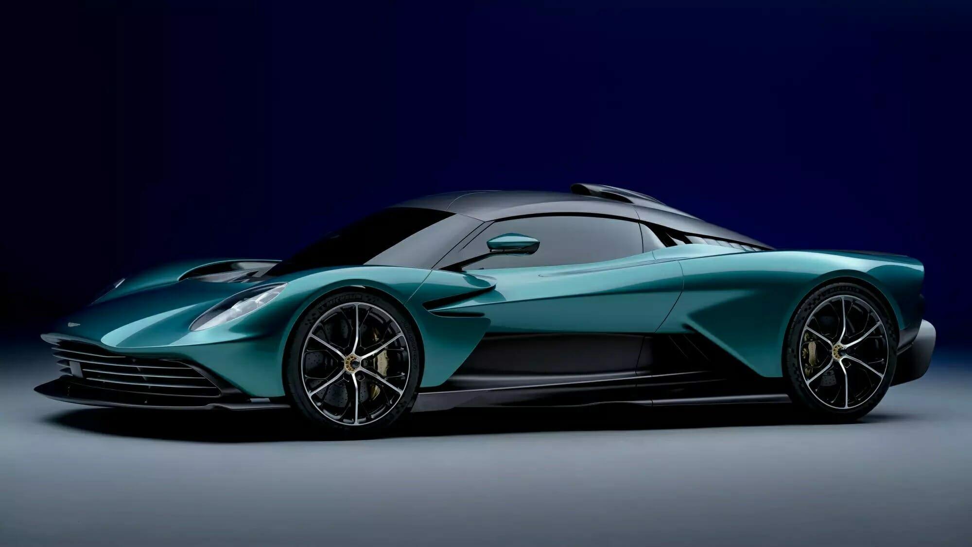 Aston Martin Valhalla No Time to Die