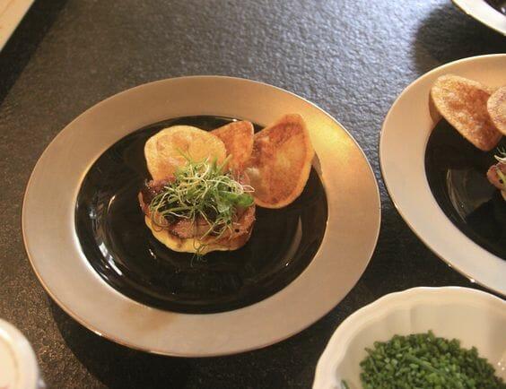 Food pairing - Chivas Regal 18 Year Old