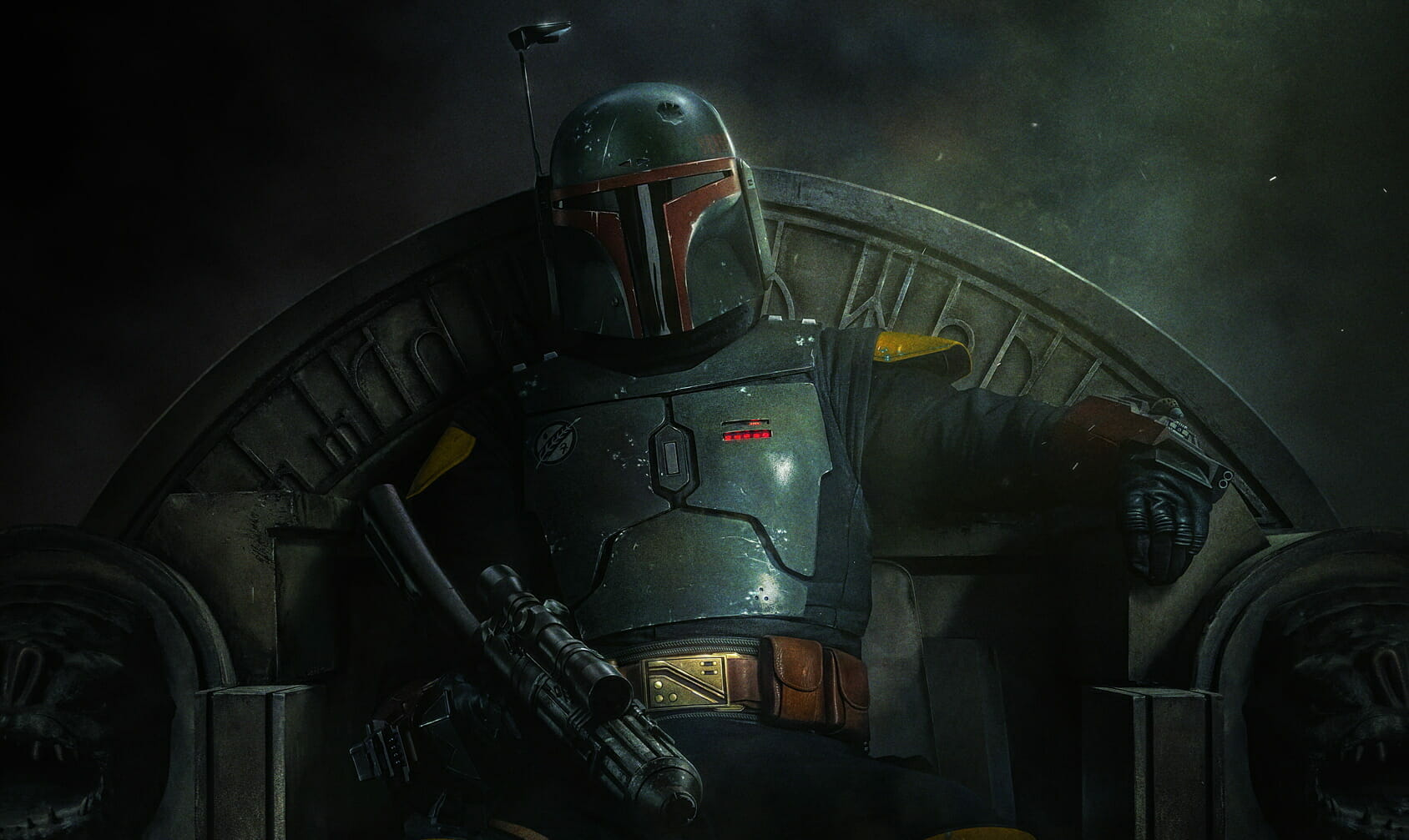 Details Revealed About The Book Of Boba Fett