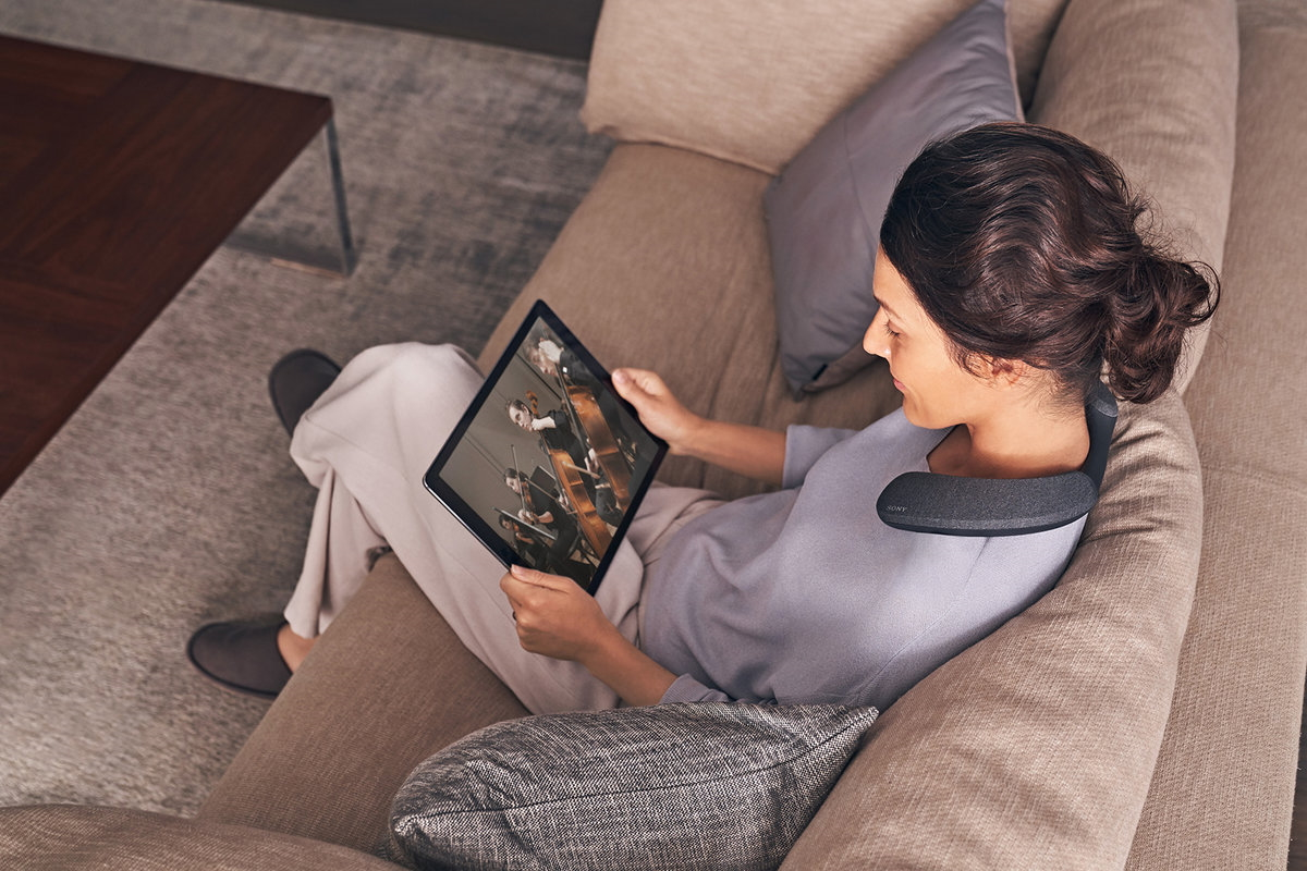 Sony Wearable Personal Theatre