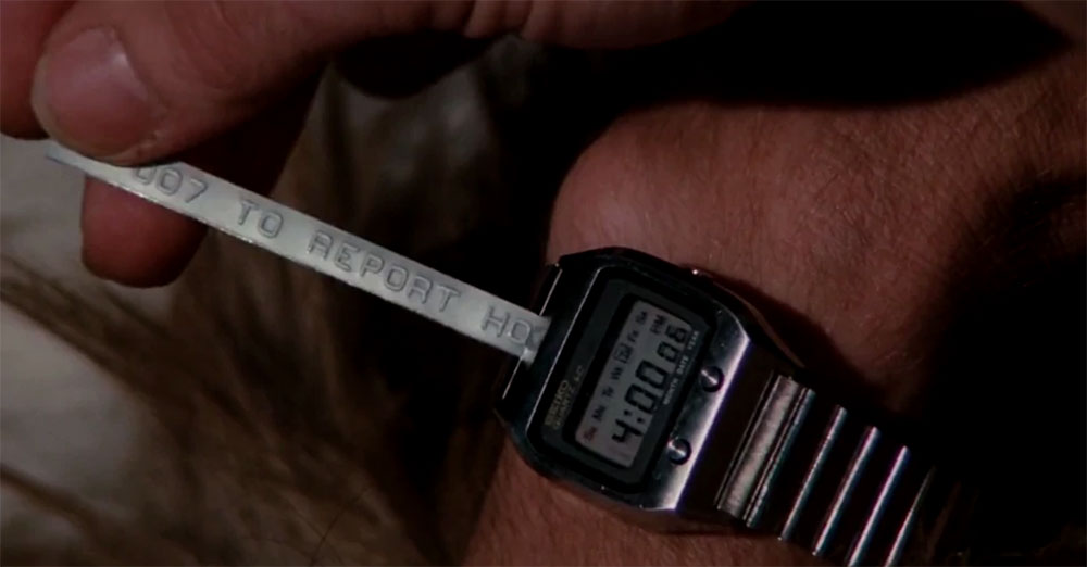 James Bond Watches: Check Out The Timepieces Worn By 007